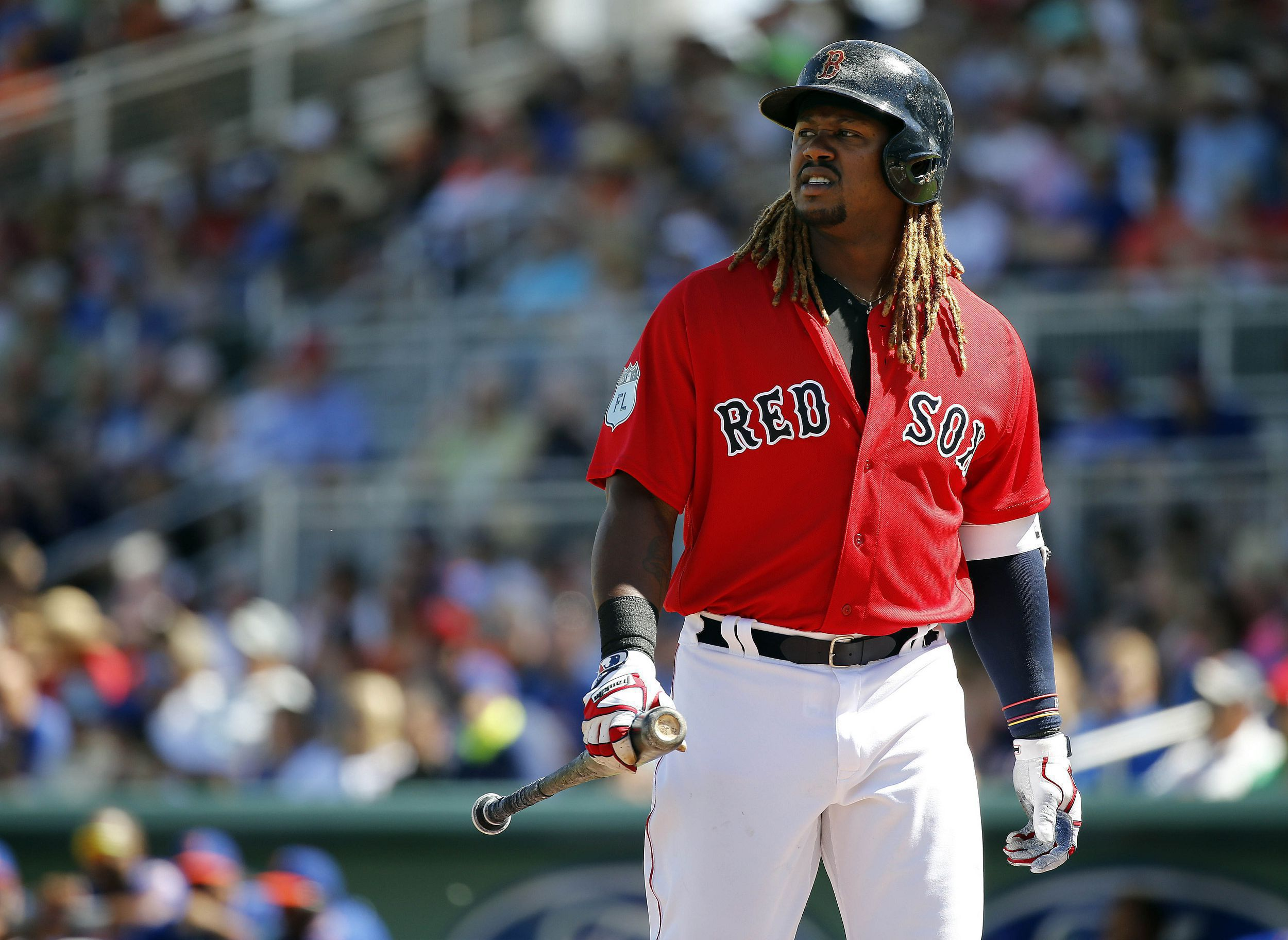 MLB: Spring Training New York Mets At Boston Red Sox