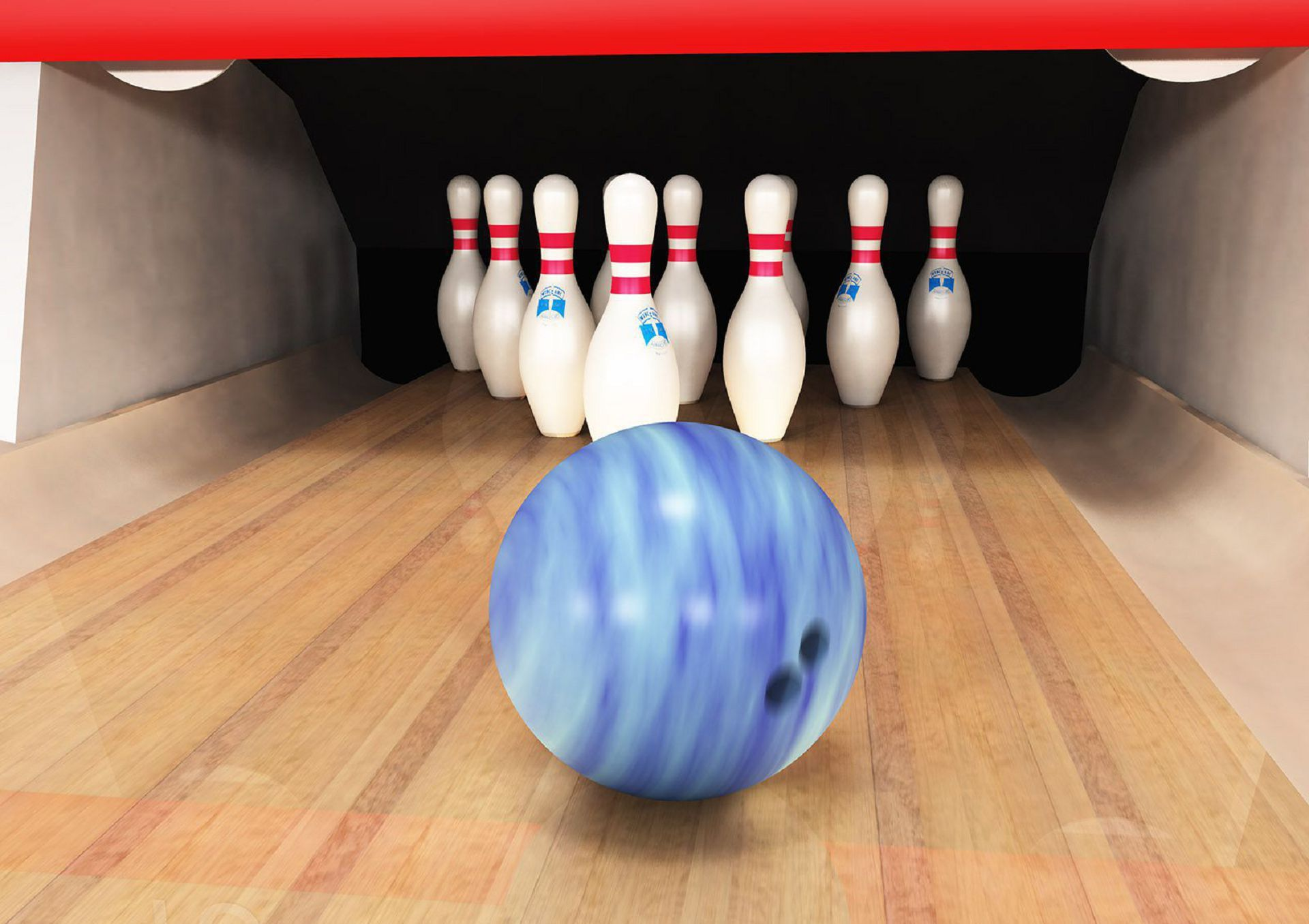 Bowling HD Wallpaper