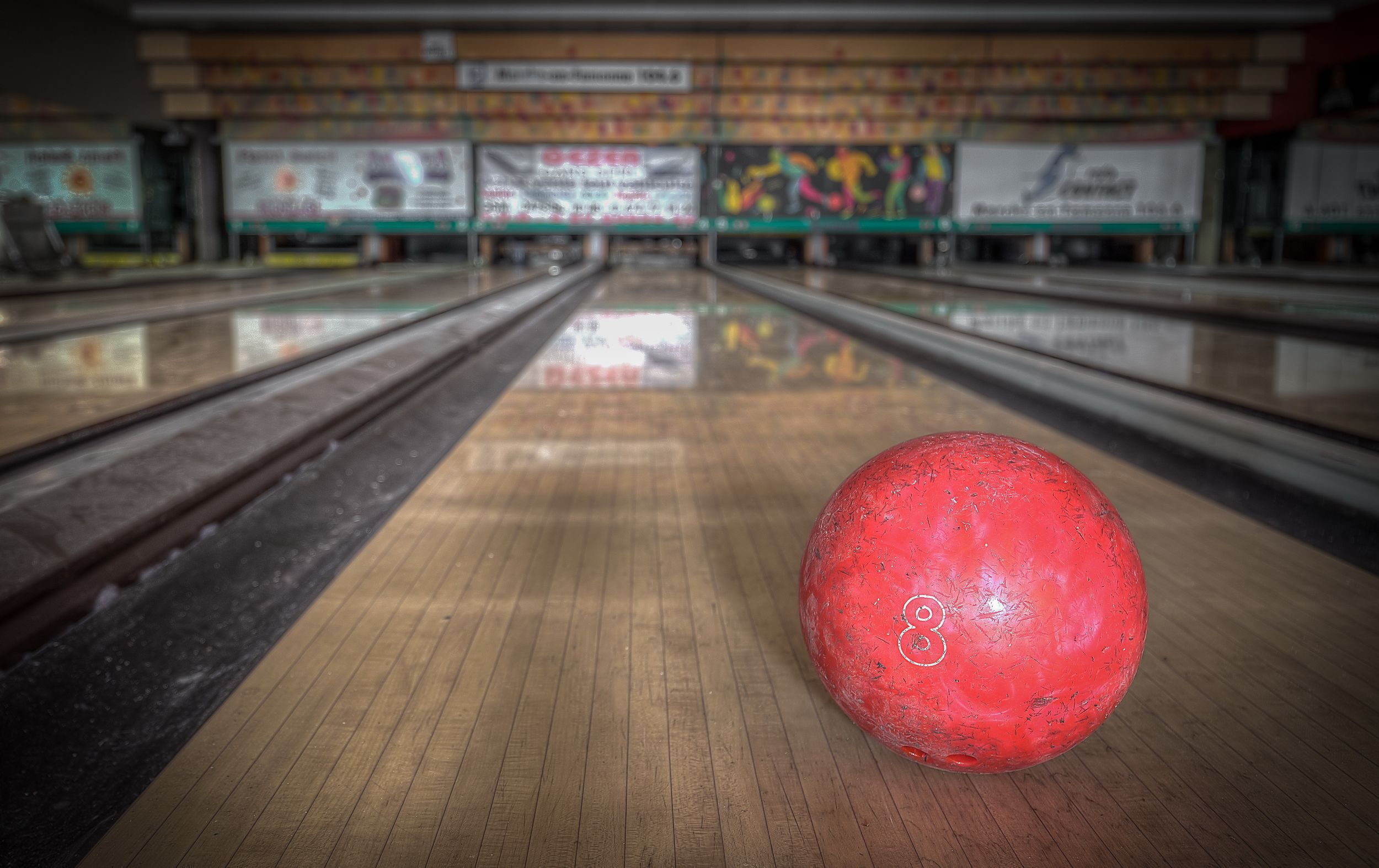 Bowling Widescreen