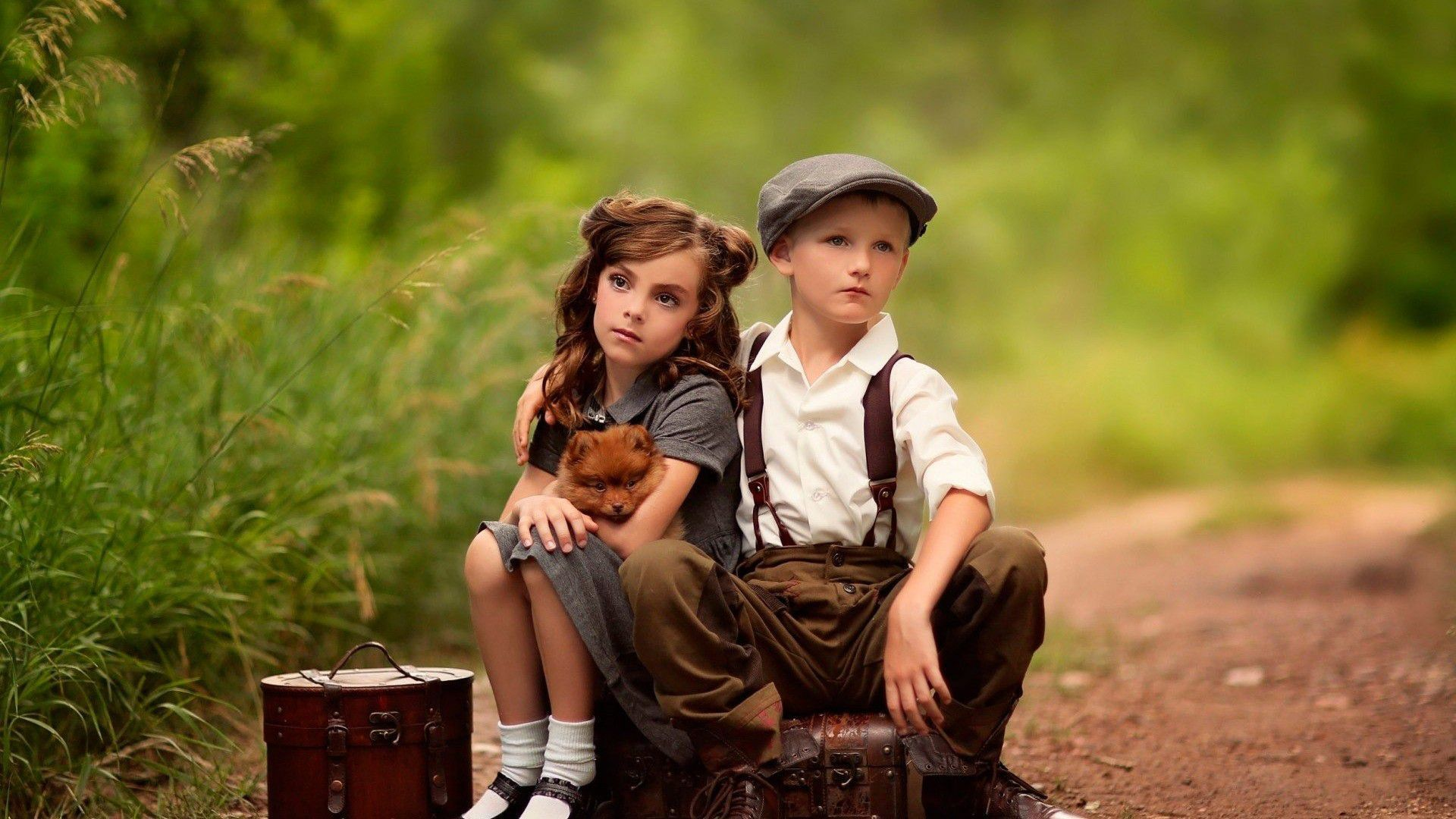 Boy And Girl High Definition Wallpapers
