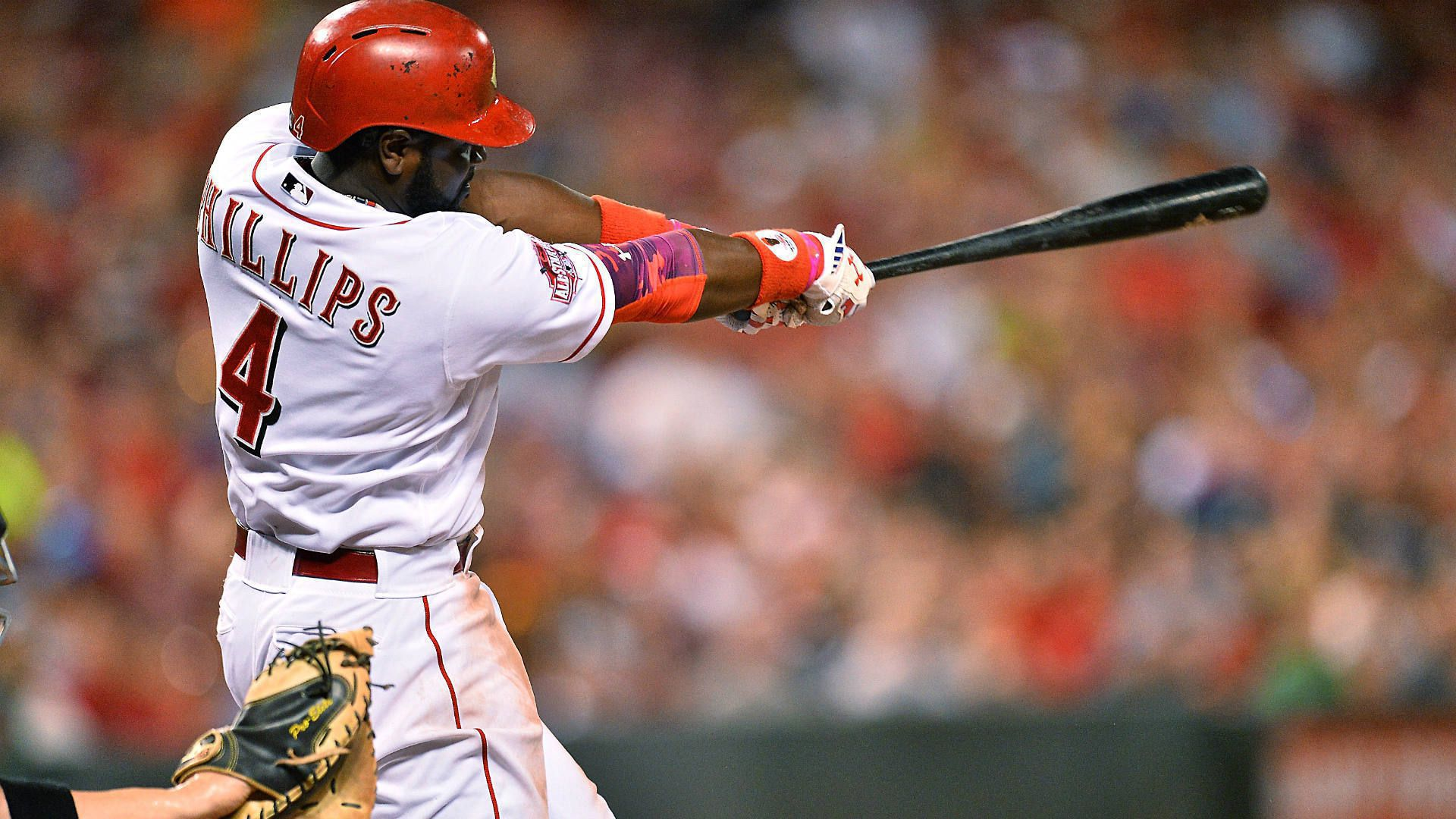 Brandon Phillips In High Resolution