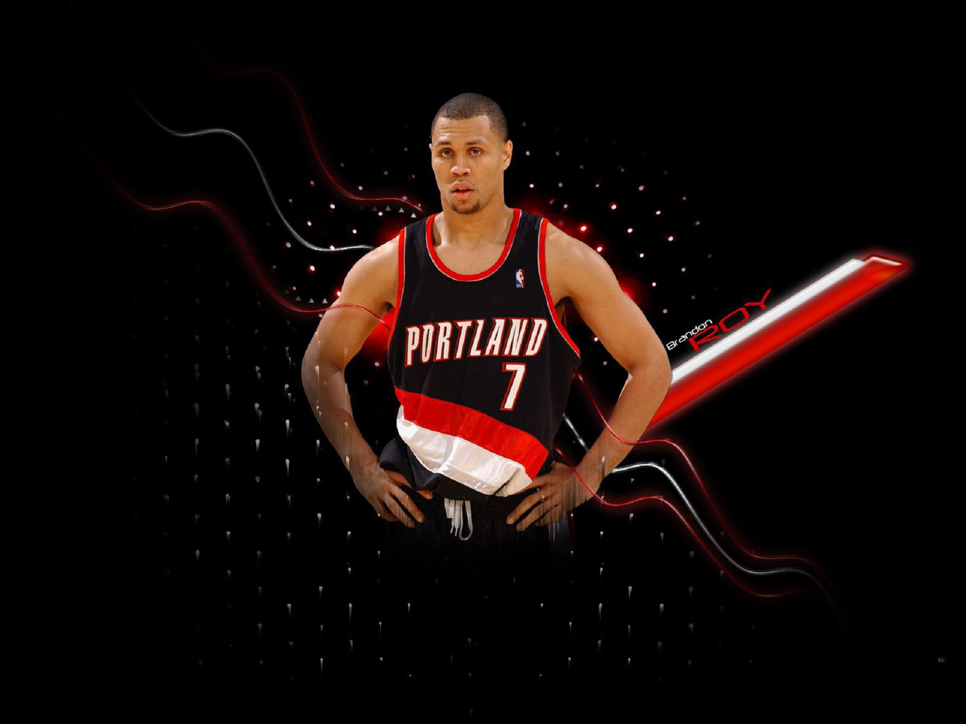 Brandon Roy Gallery