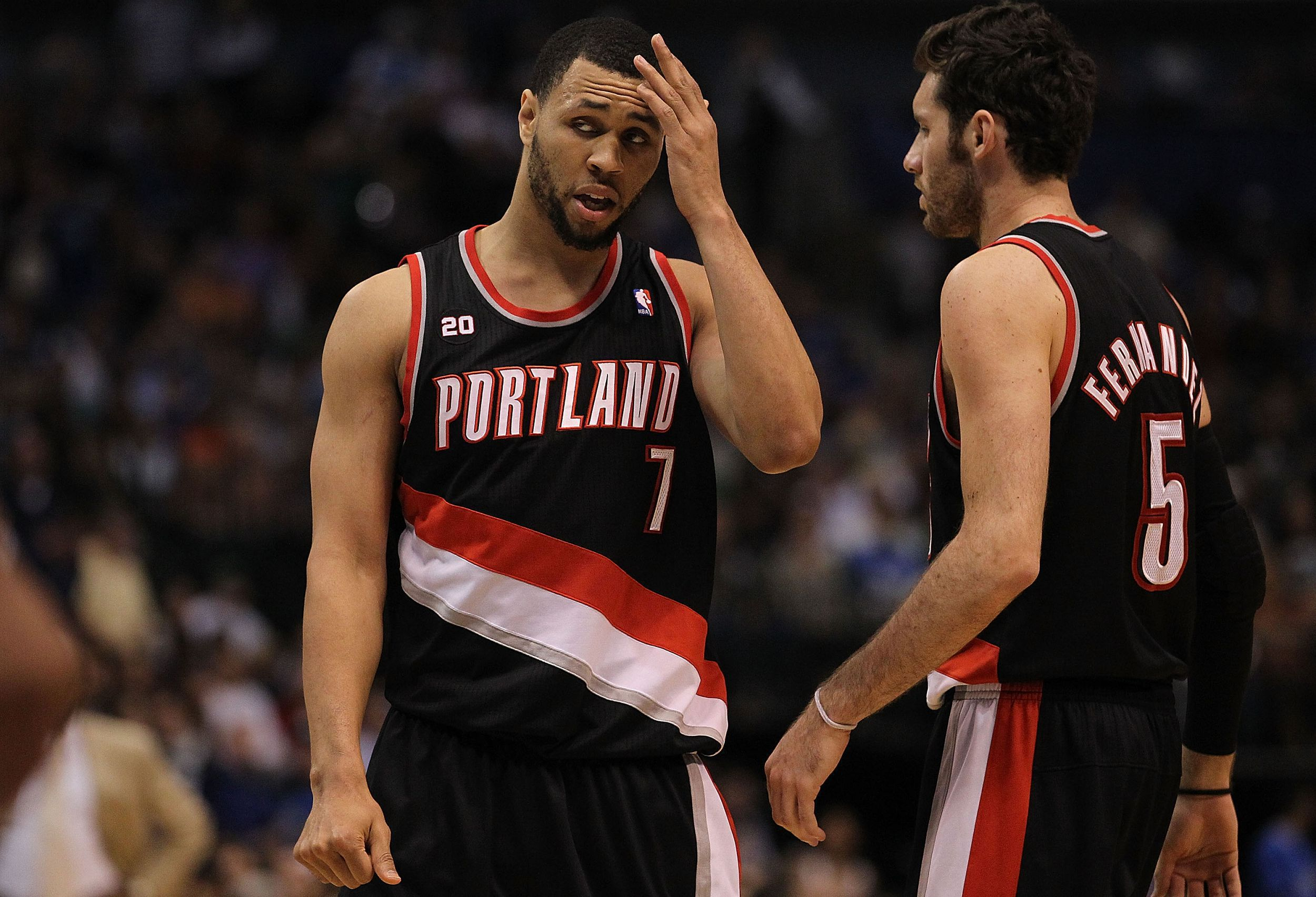 Portland Trail Blazers V Dallas Mavericks Game Five