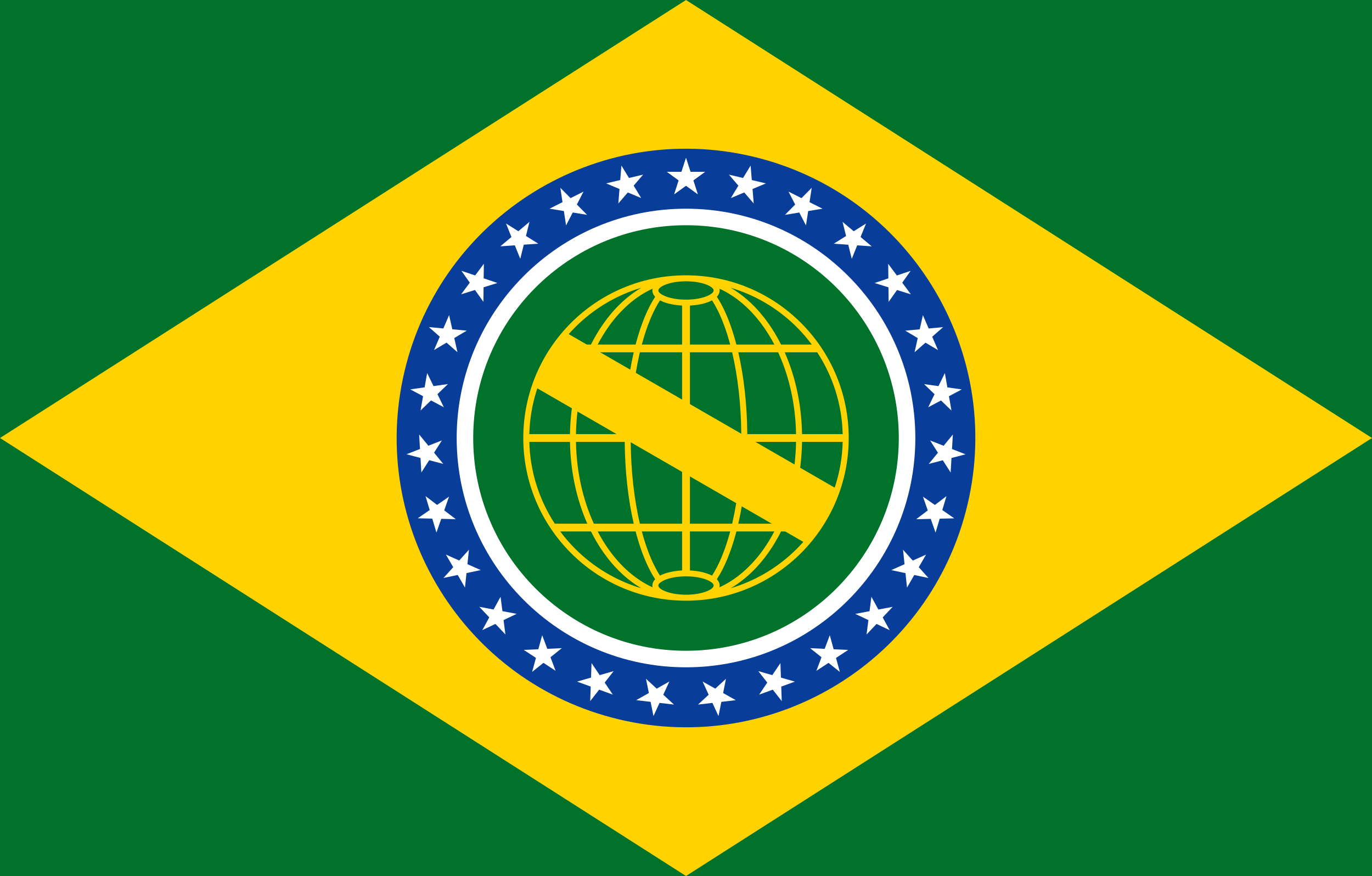 Brazil Flag HD Background
