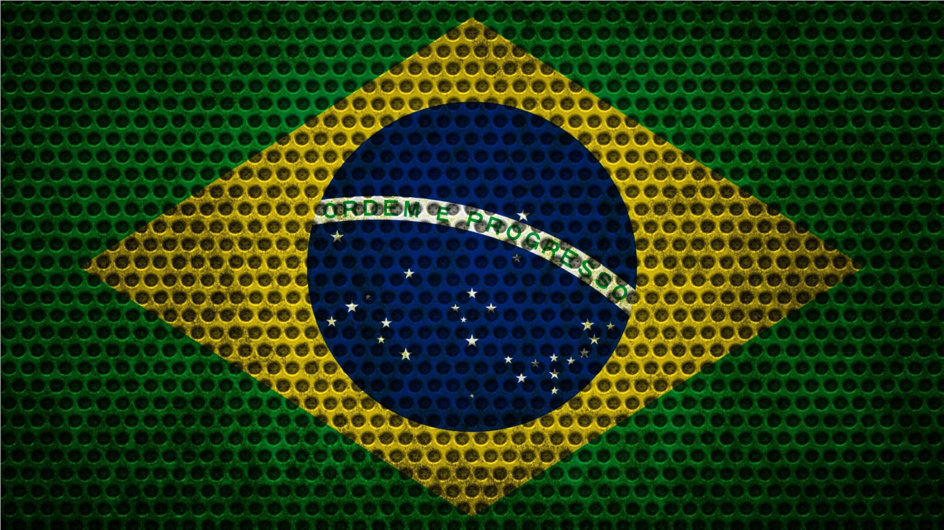 Brazil Flag HD Desktop