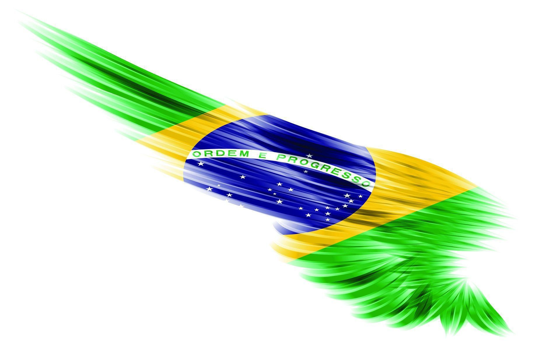 Brazil Flag High Quality Wallpapers