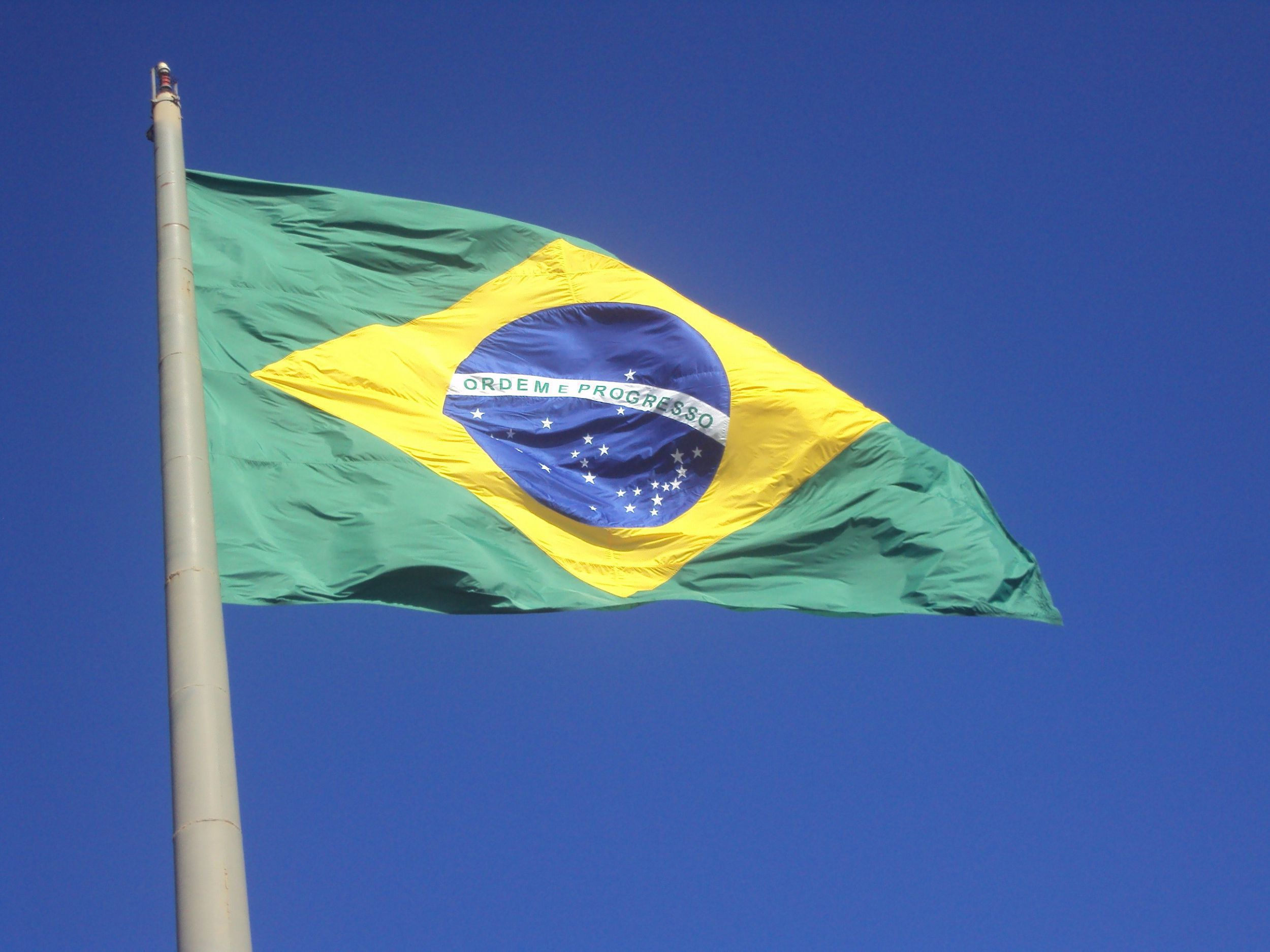 Brazil Flag Photos