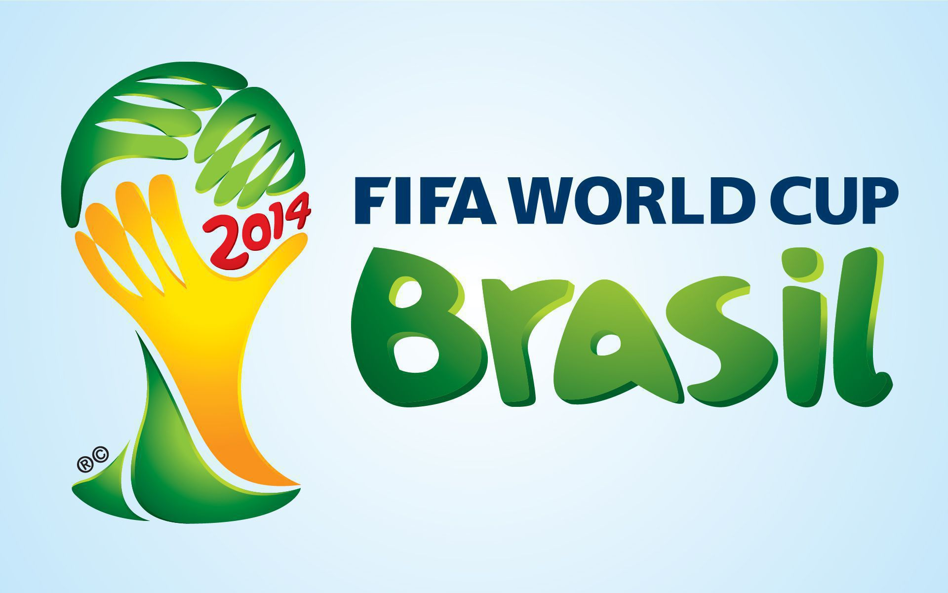 Brazil World Cup 2014 Beautiful