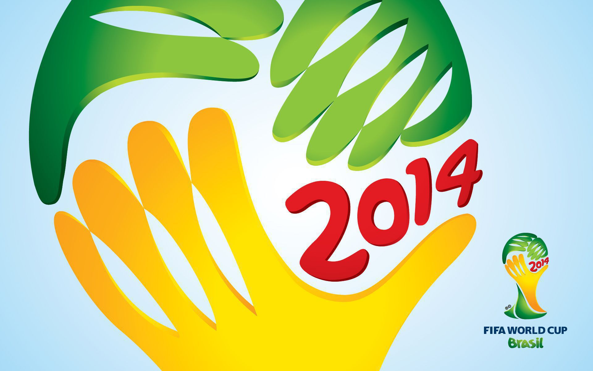 Brazil World Cup 2014 Wallpapers HD