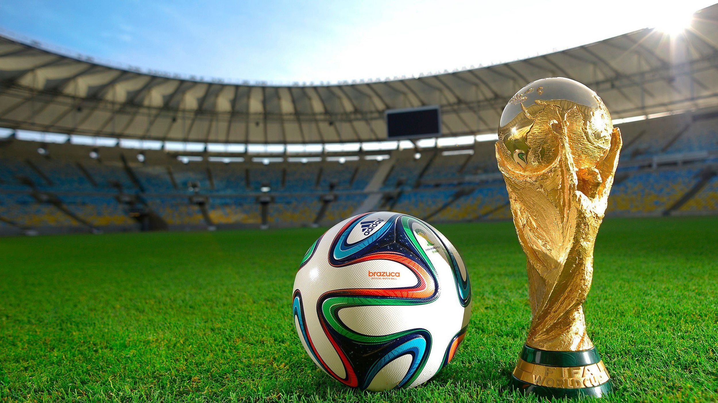 Brazil World Cup 2014 Wallpapers