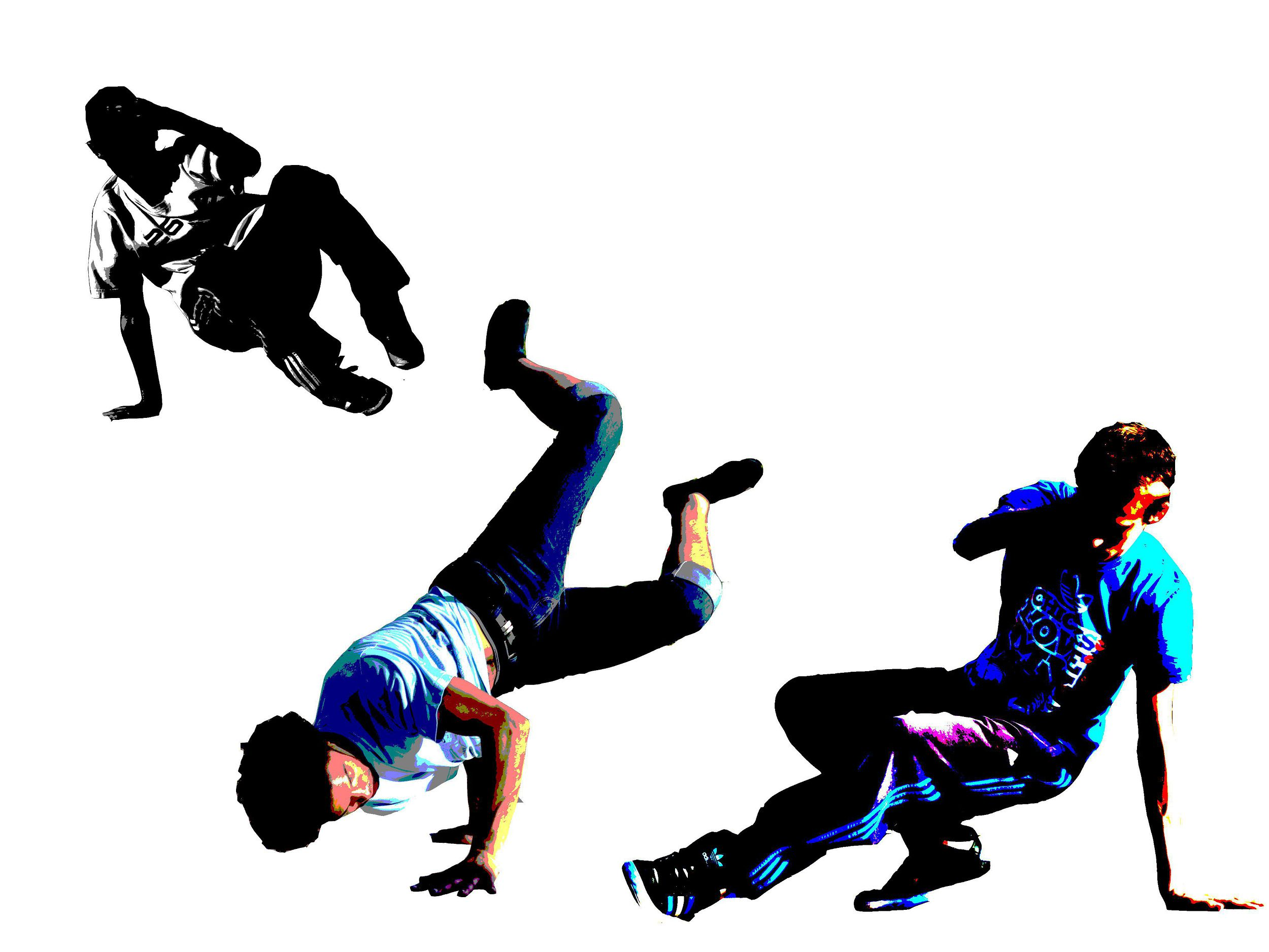 Breakdance Background