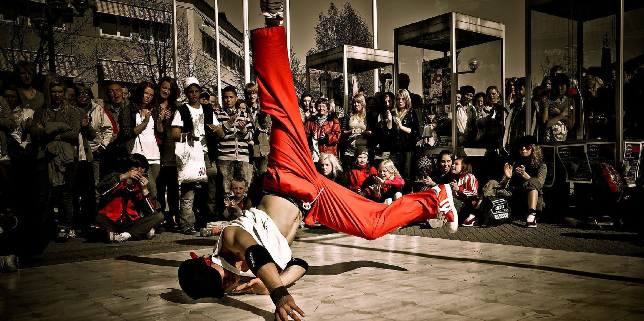 Breakdance Beautiful