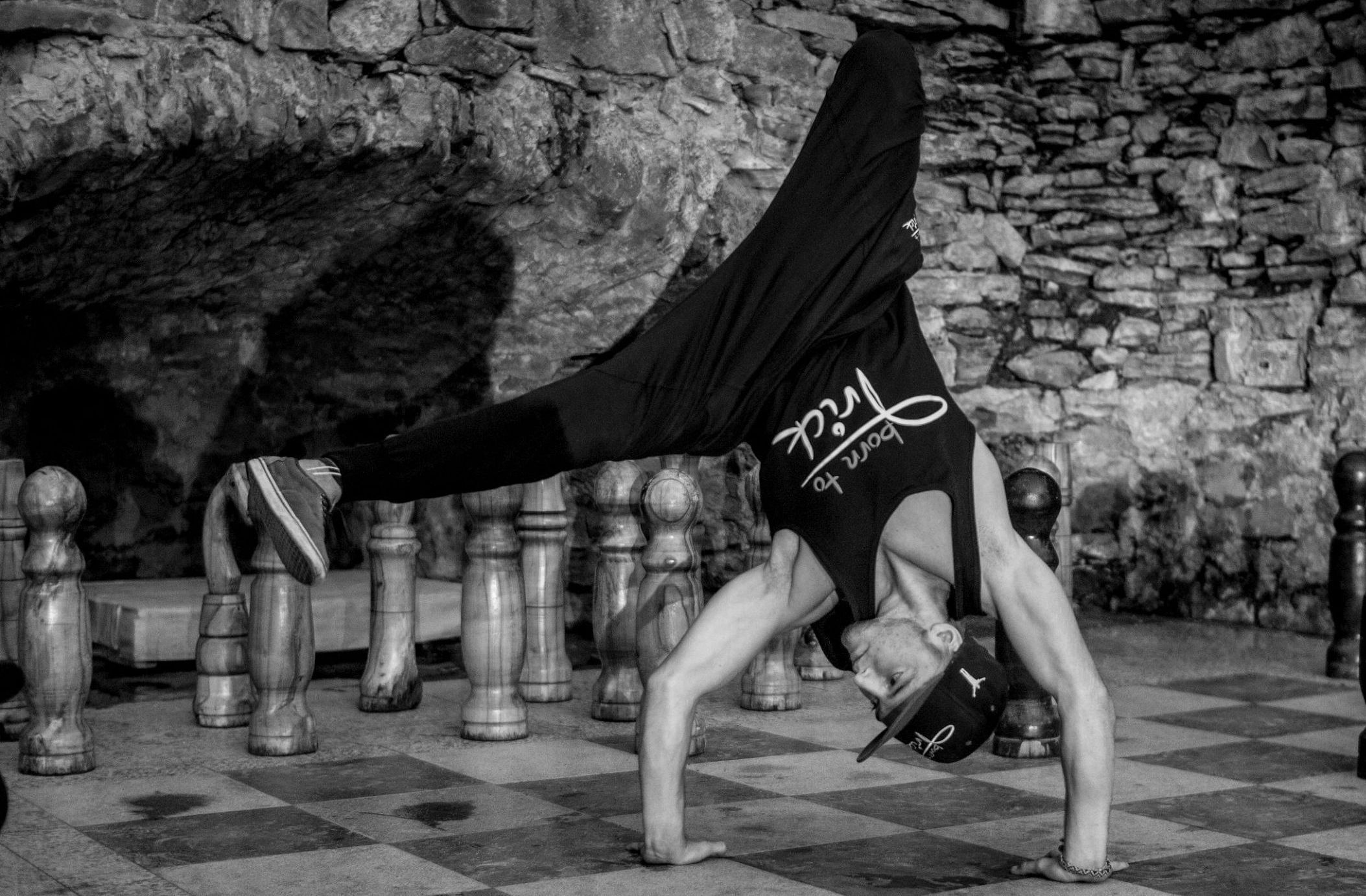 Breakdance HD Wallpaper