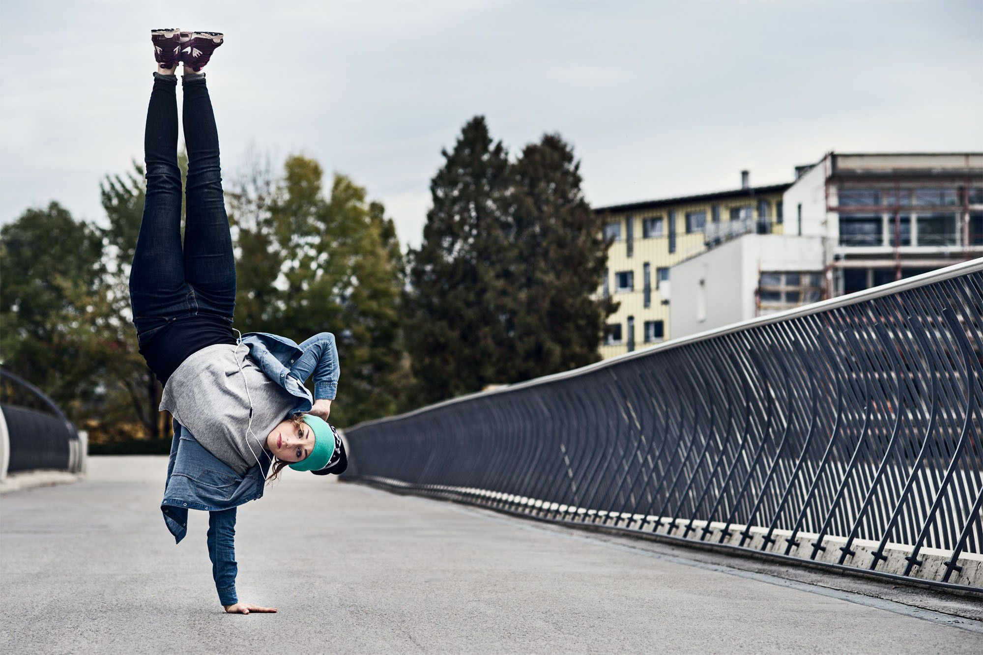 Breakdance Wallpaper