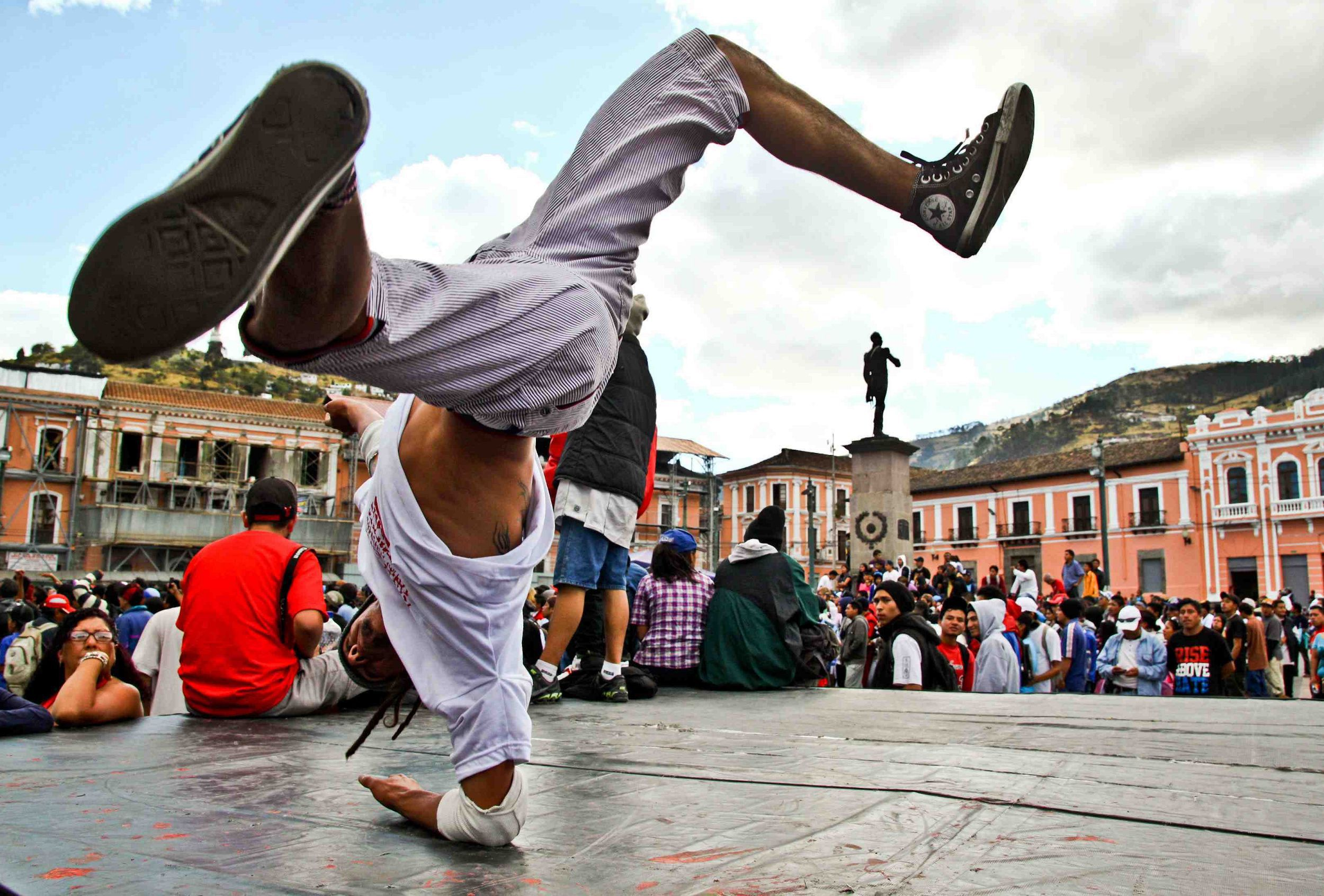 Breakdance For Desktop