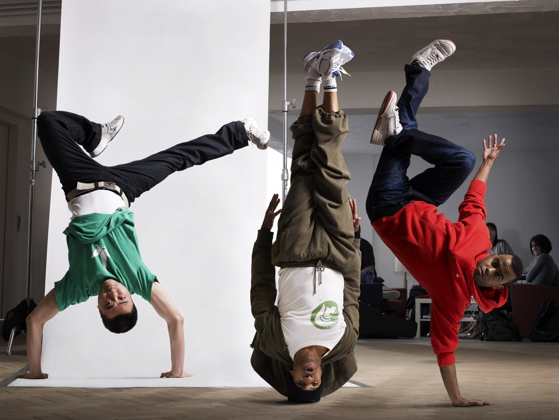 Breakdance In High Resolution