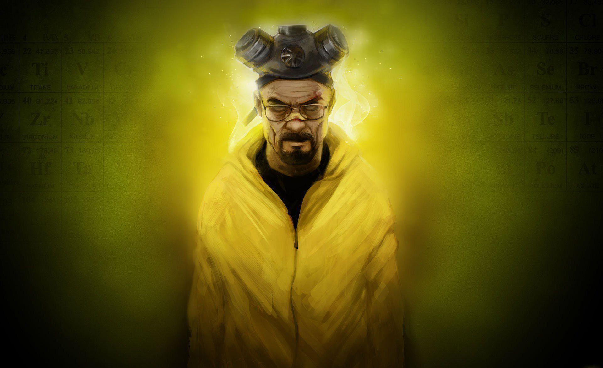 Breaking Bad Background