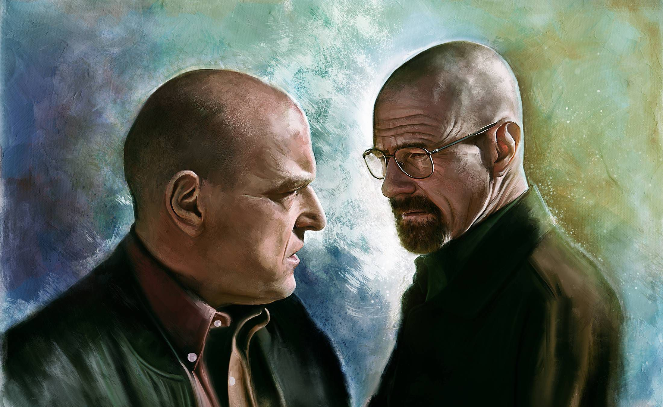 Breaking Bad HD Background