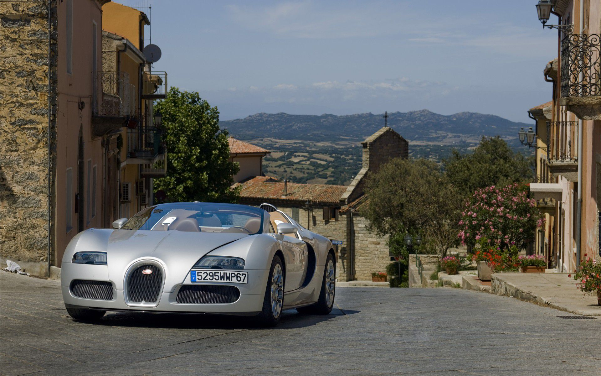 Bugatti In High Resolution