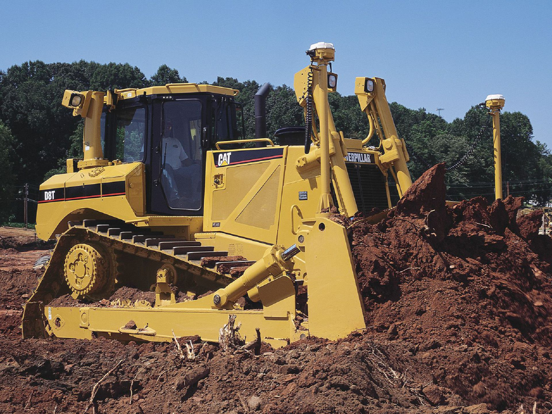 Bulldozer High Definition Wallpapers