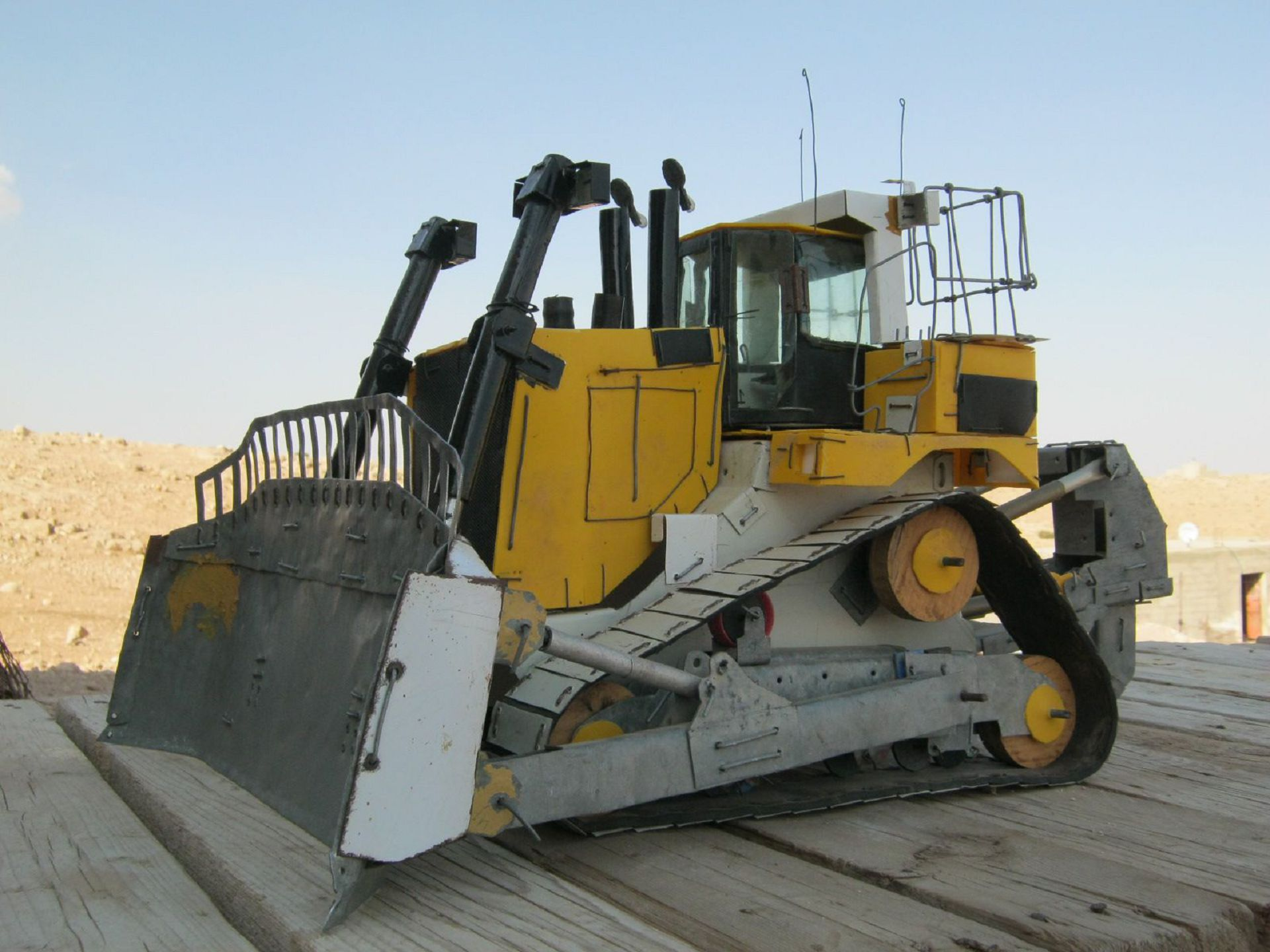 Bulldozer Photos