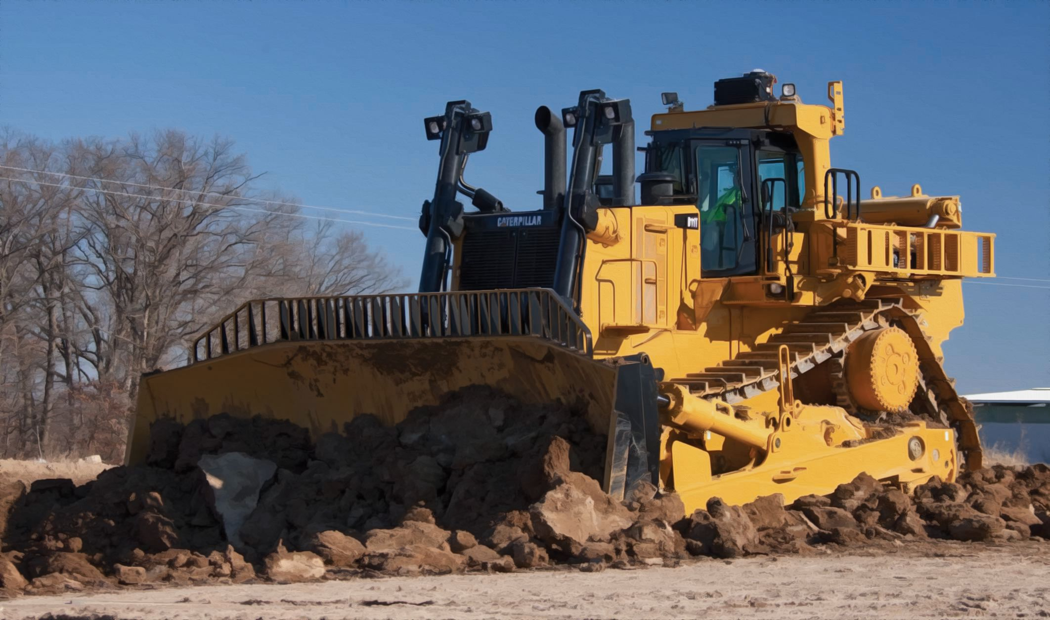 Bulldozer Pictures