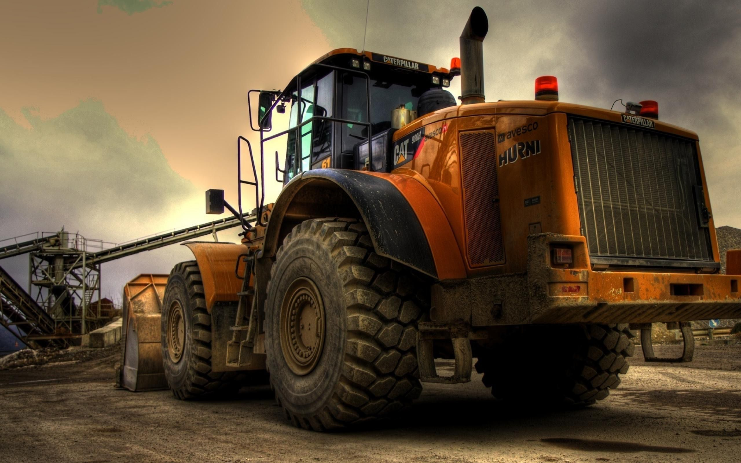 Bulldozer Wallpapers HD