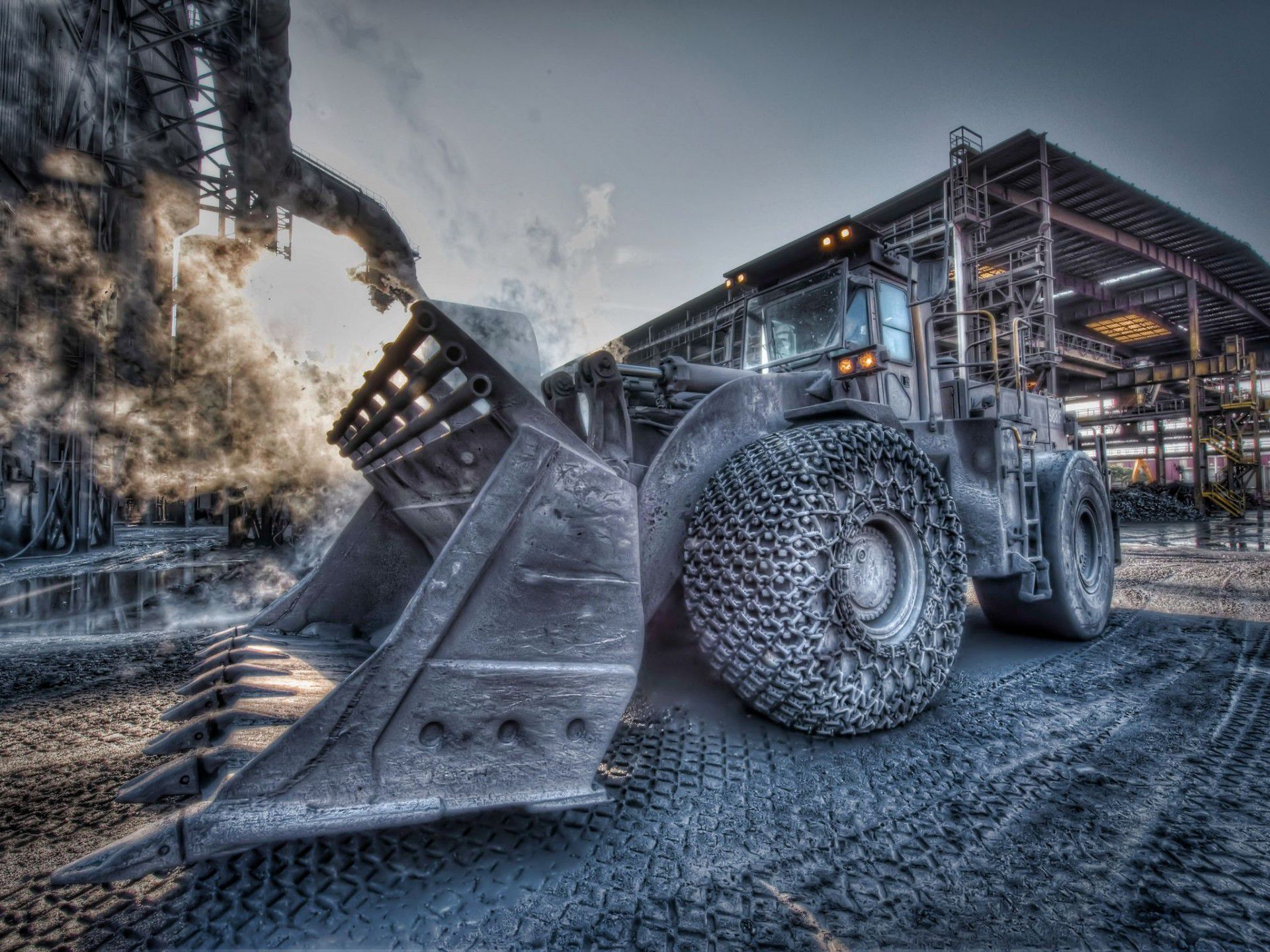 Bulldozer Wallpapers