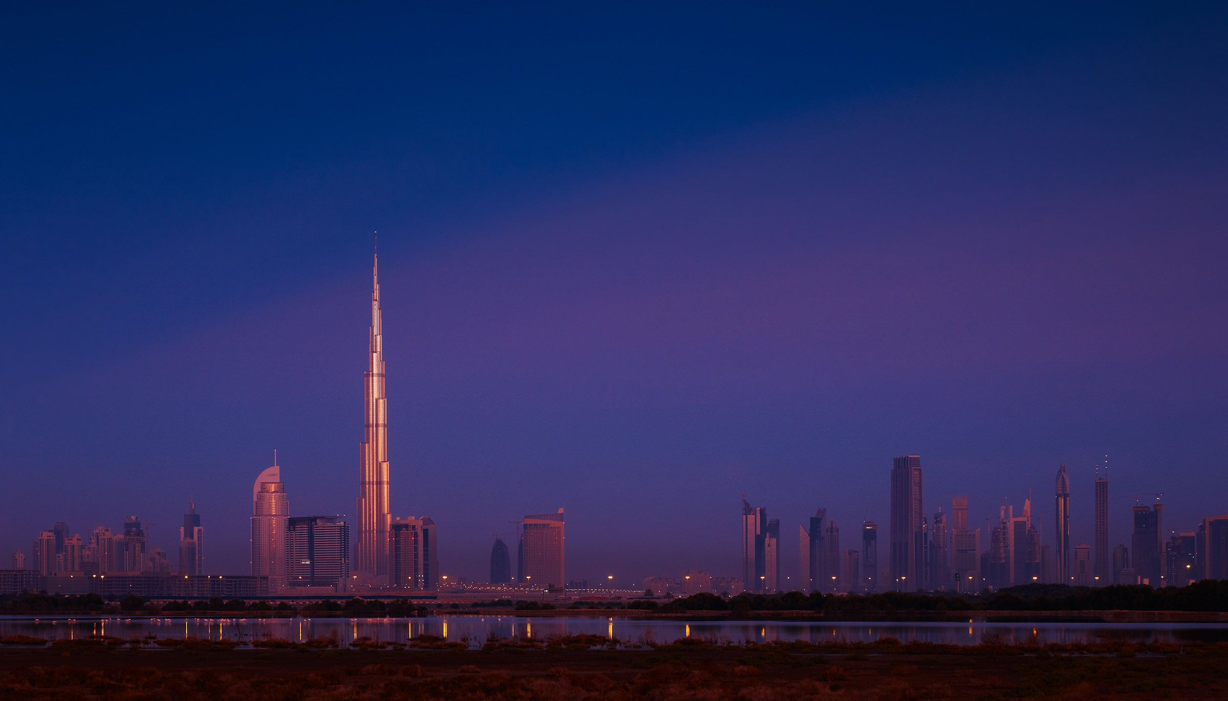 Burj Khalifa High Quality Wallpapers