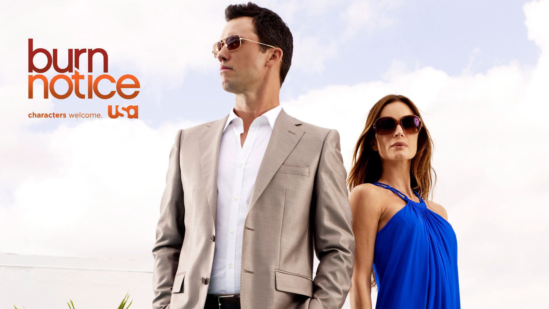 Burn Notice Beautiful