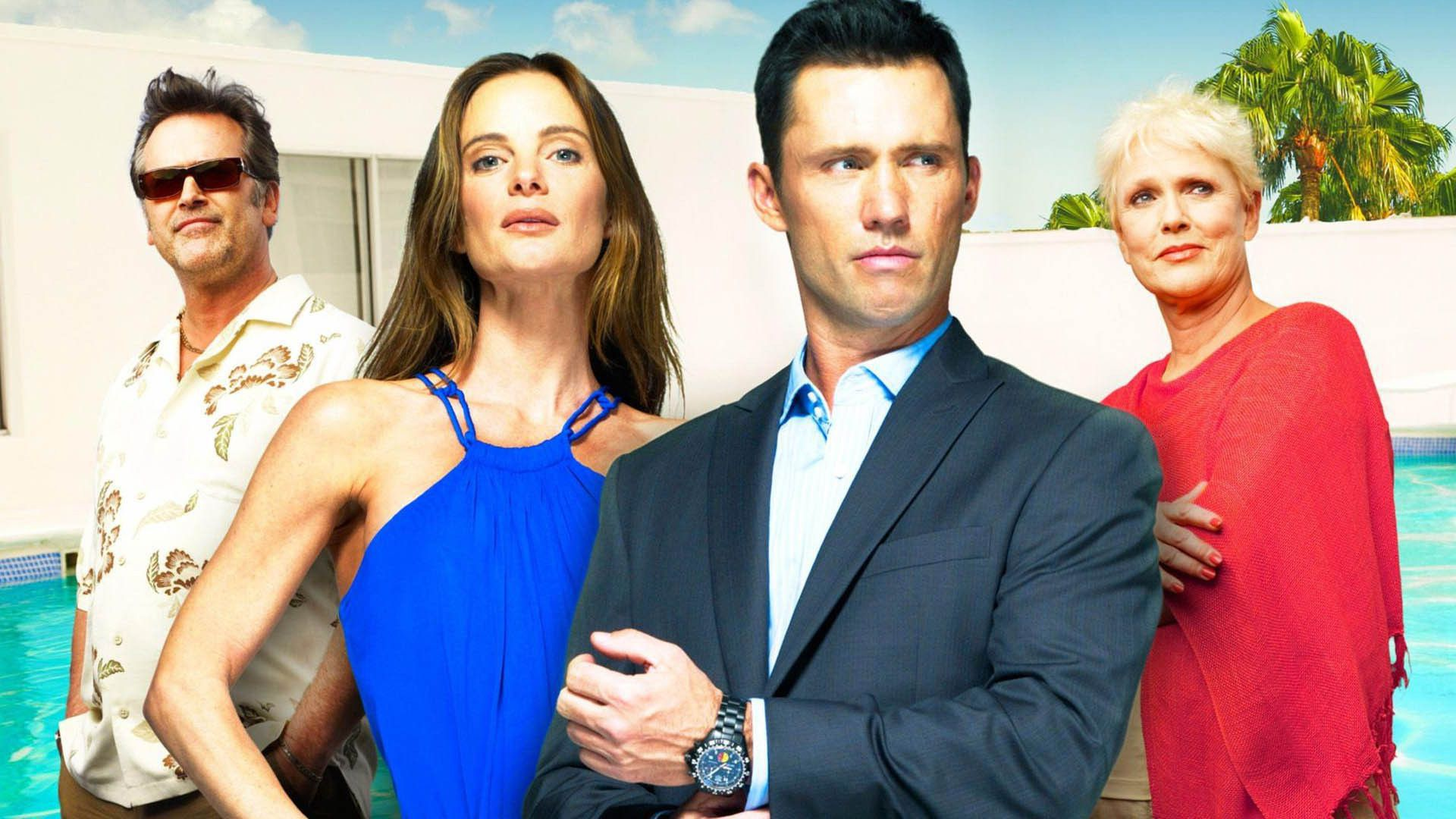 Burn Notice Computer Wallpaper