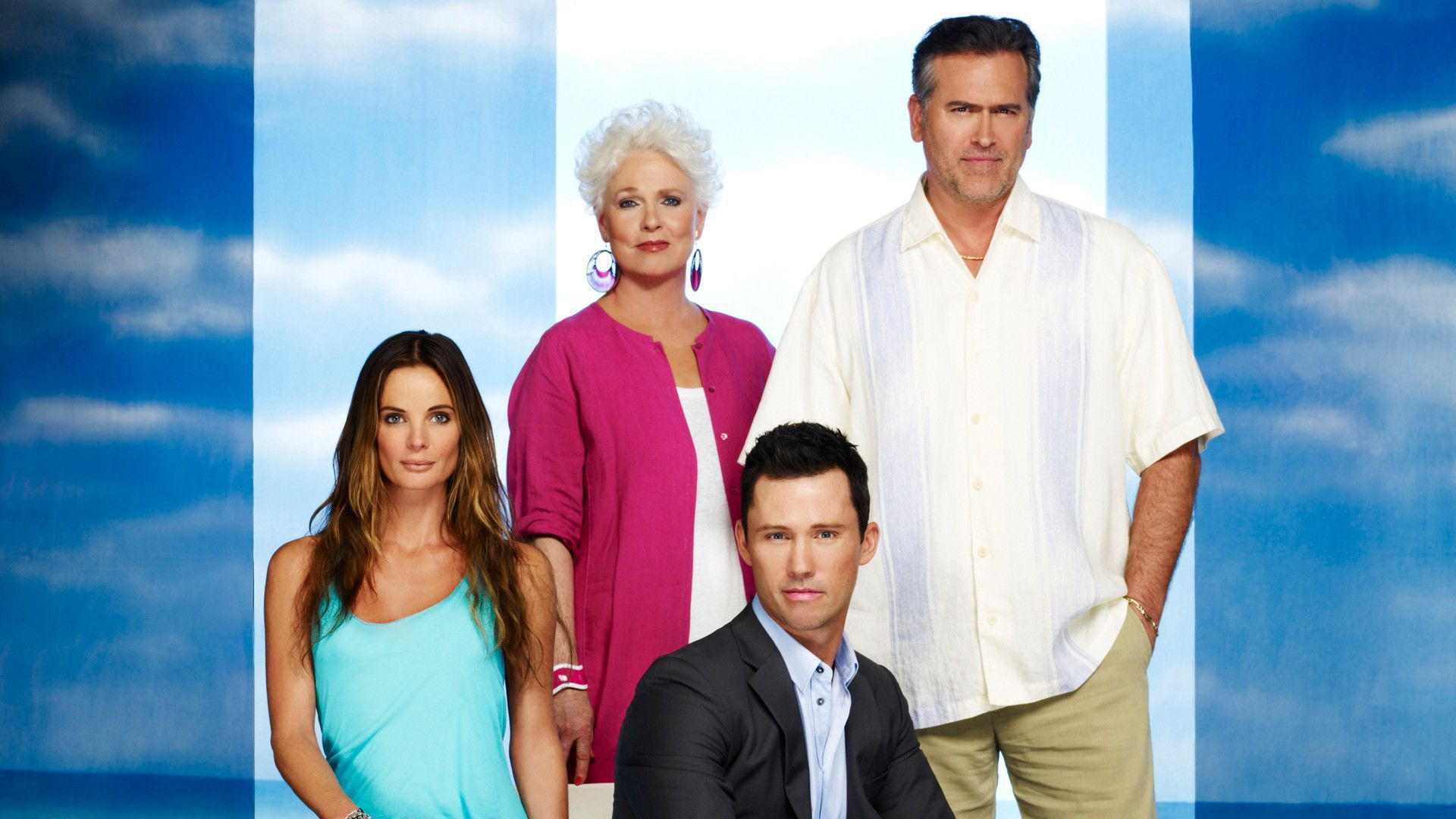Burn Notice HD Desktop