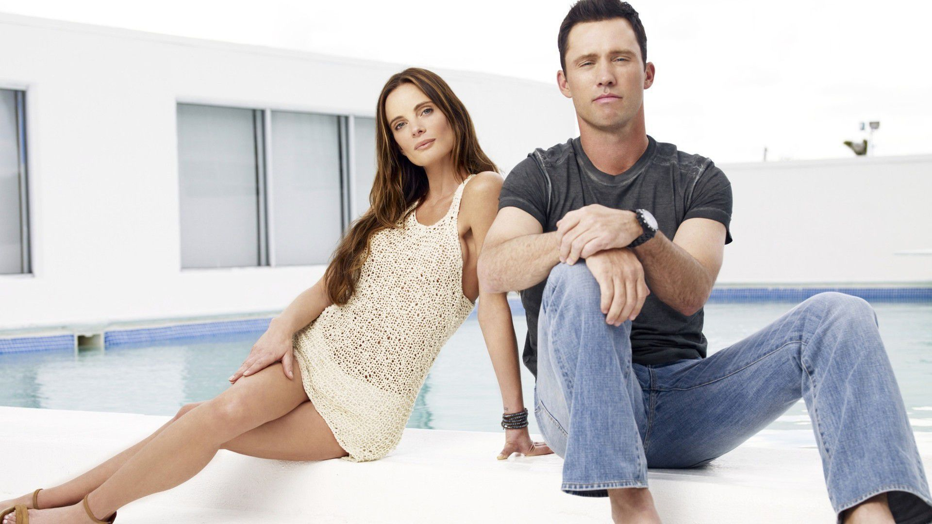Burn Notice HD Wallpaper