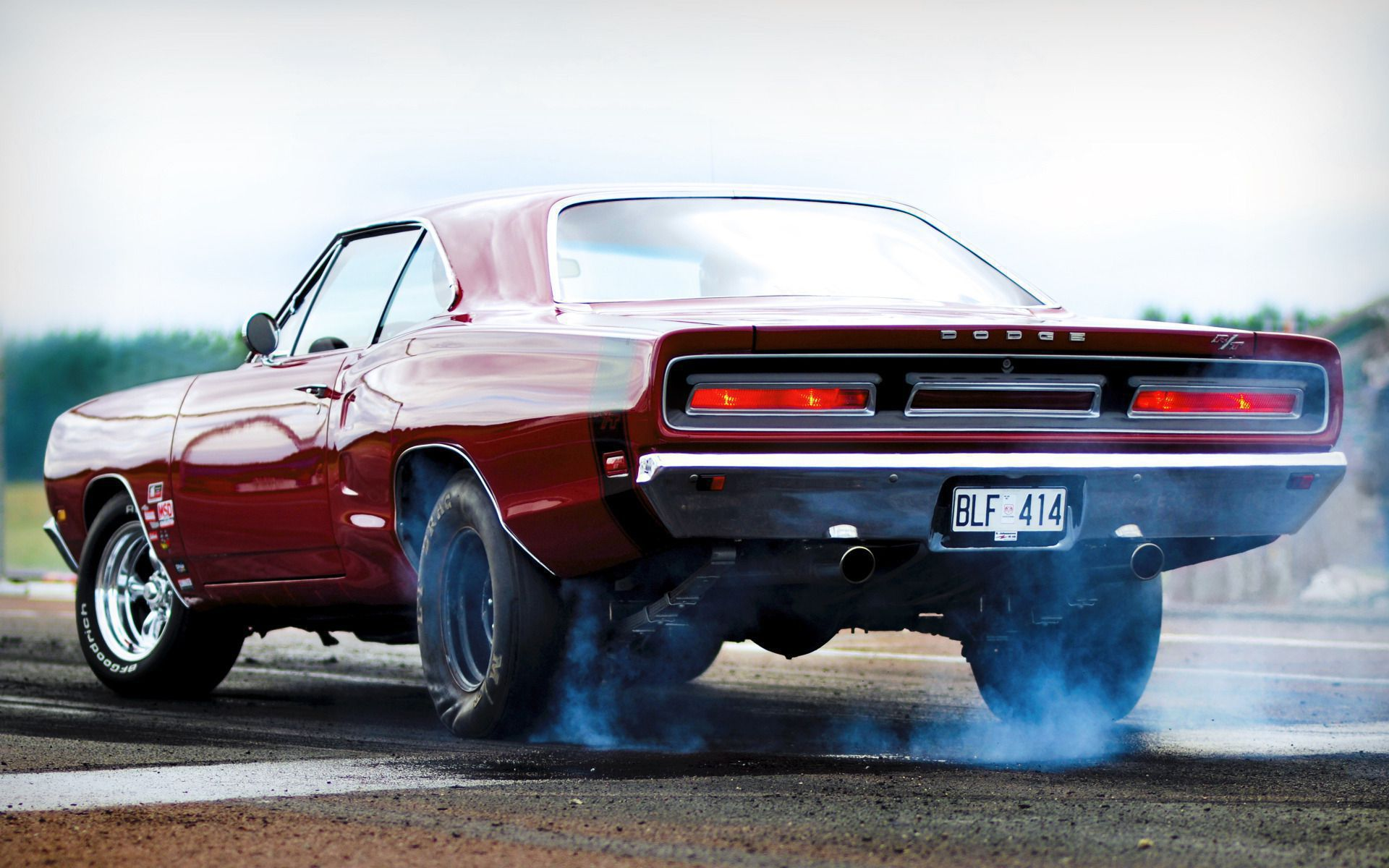 Burnout Wallpapers