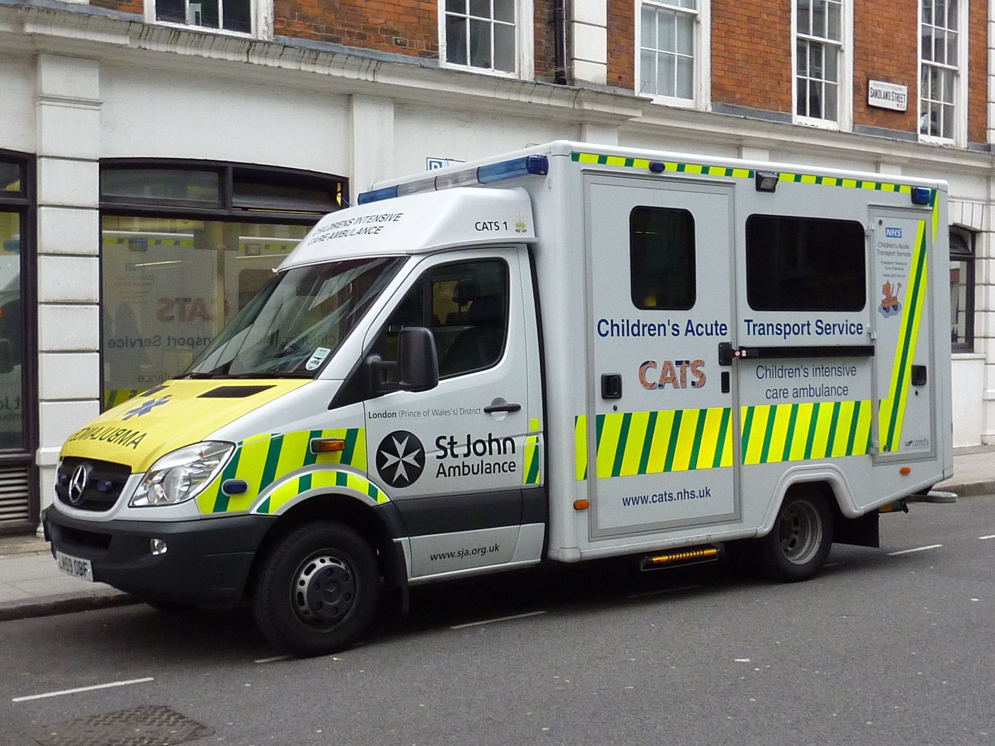Cats Ambulance