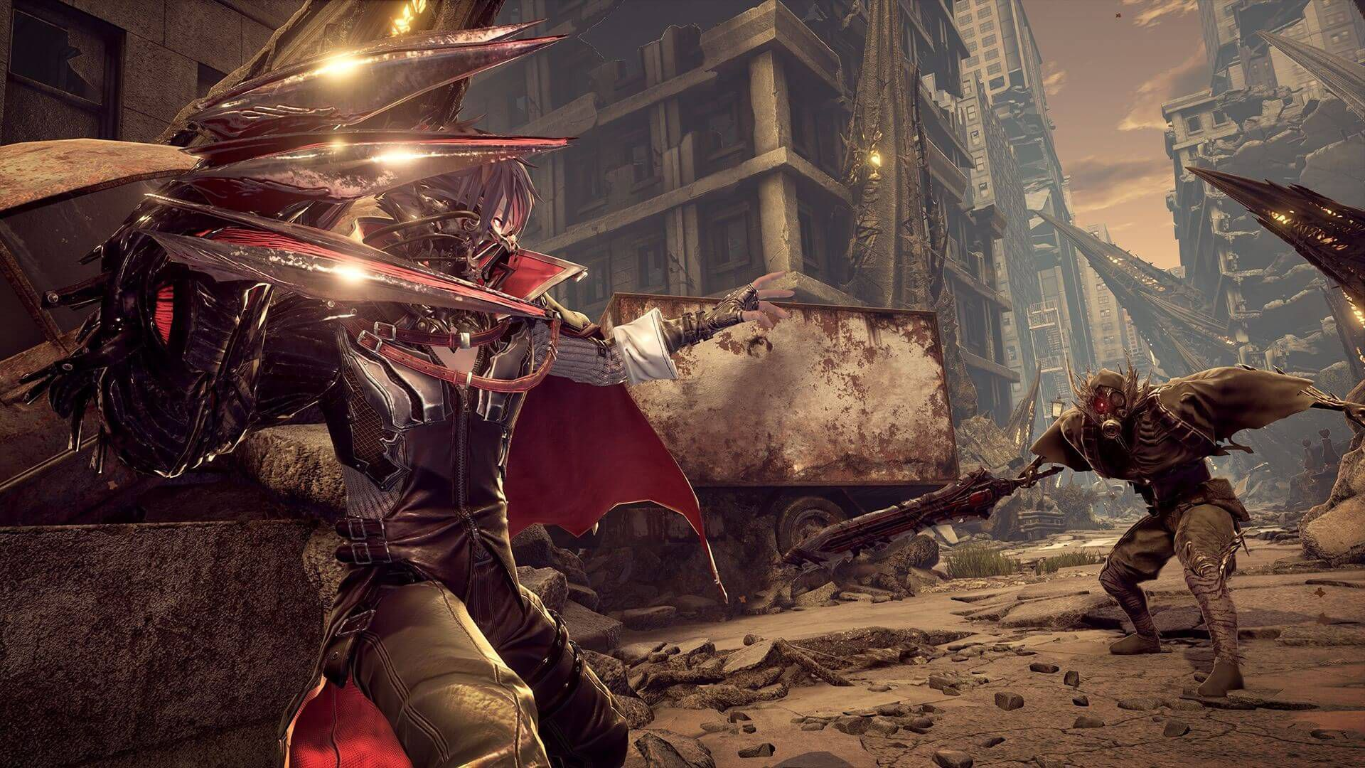 Code Vein Beautiful