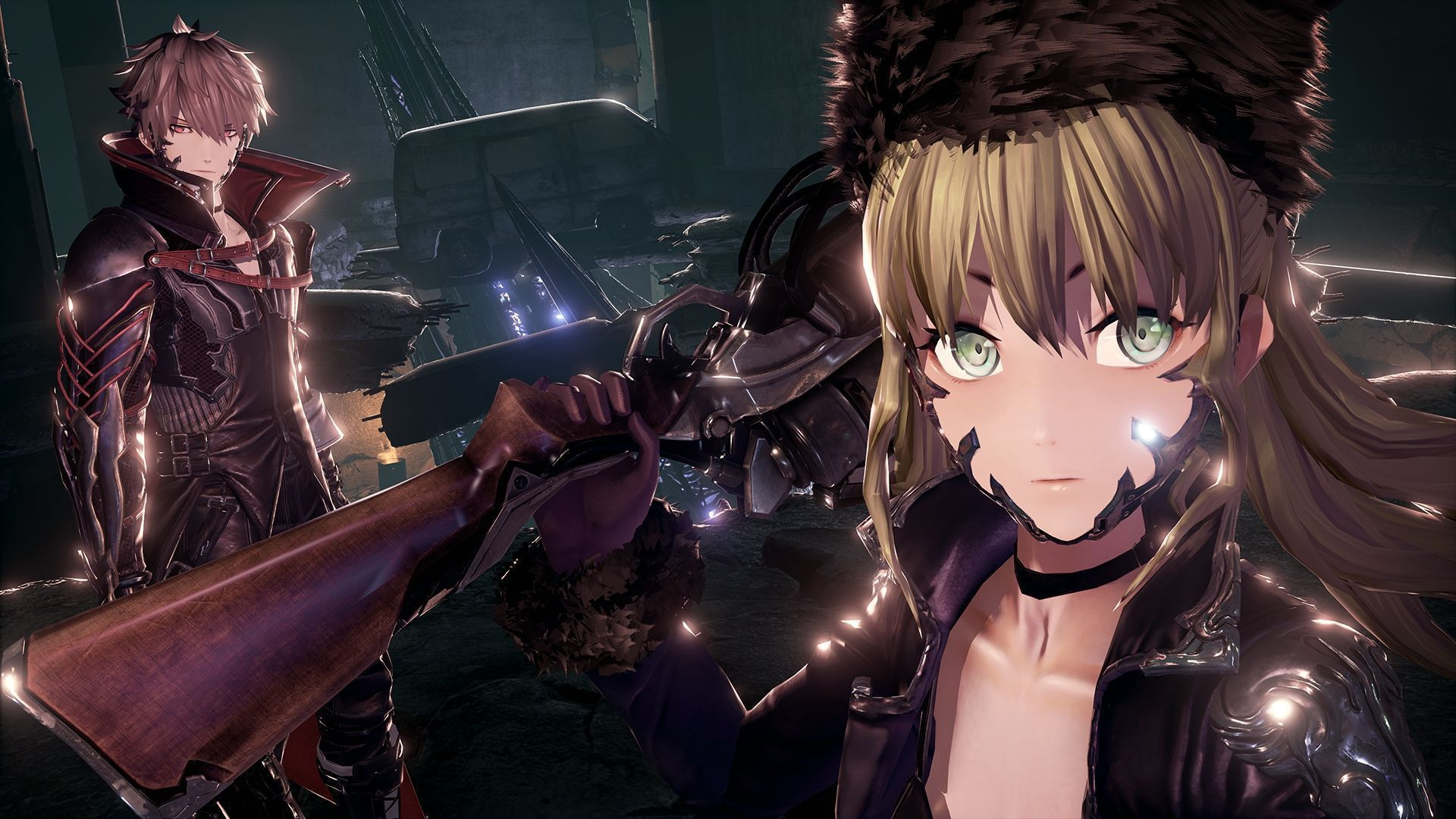 Code Vein Widescreen
