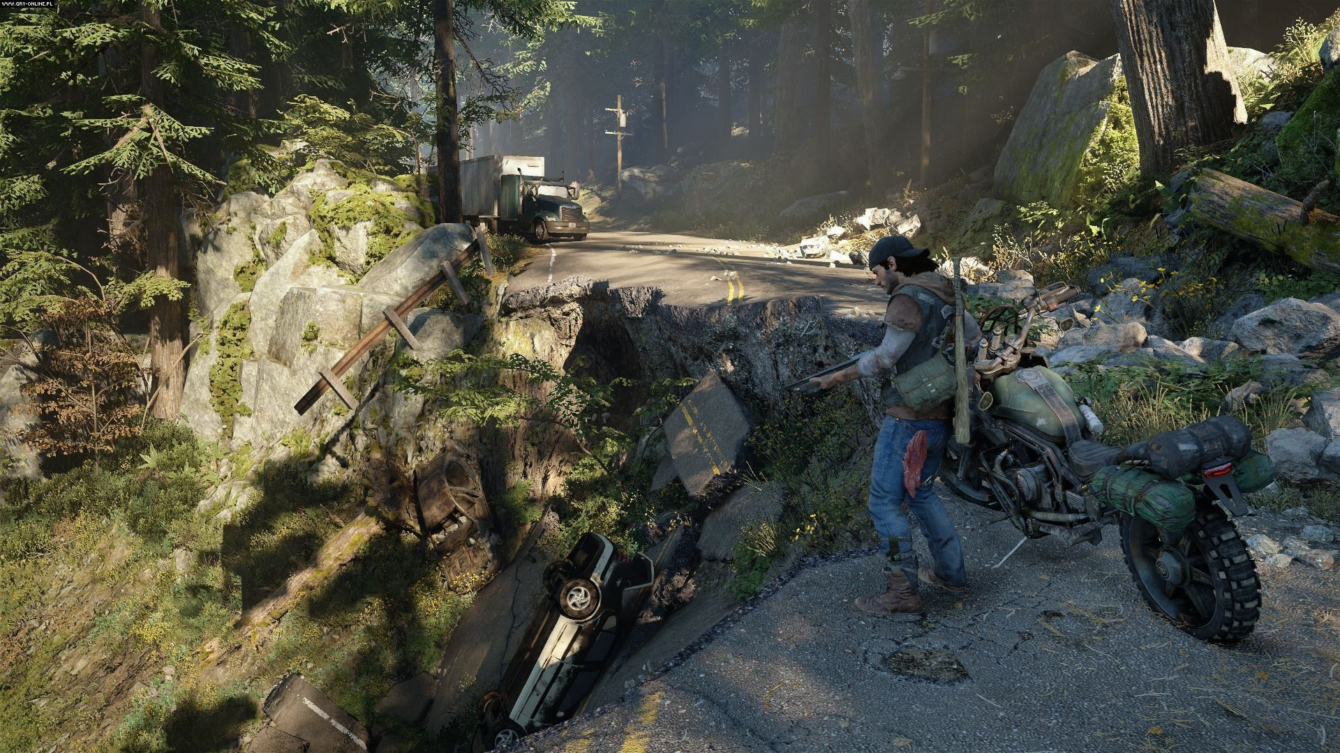 Days Gone Gallery