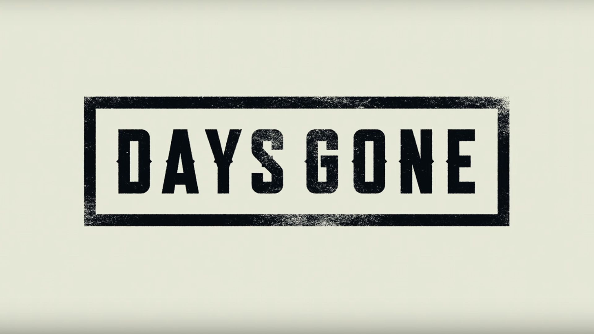 Days Gone High Definition Wallpapers