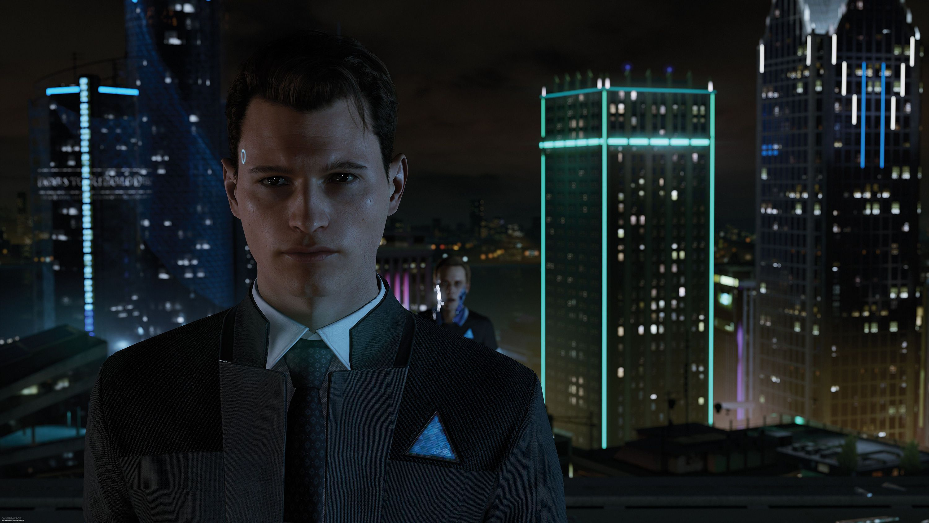 Detroit Become Human Beautiful