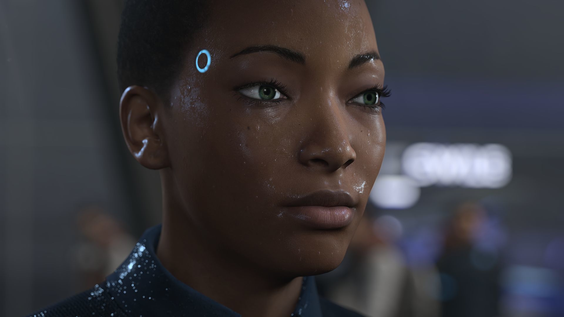 Detroit Become Human Photos