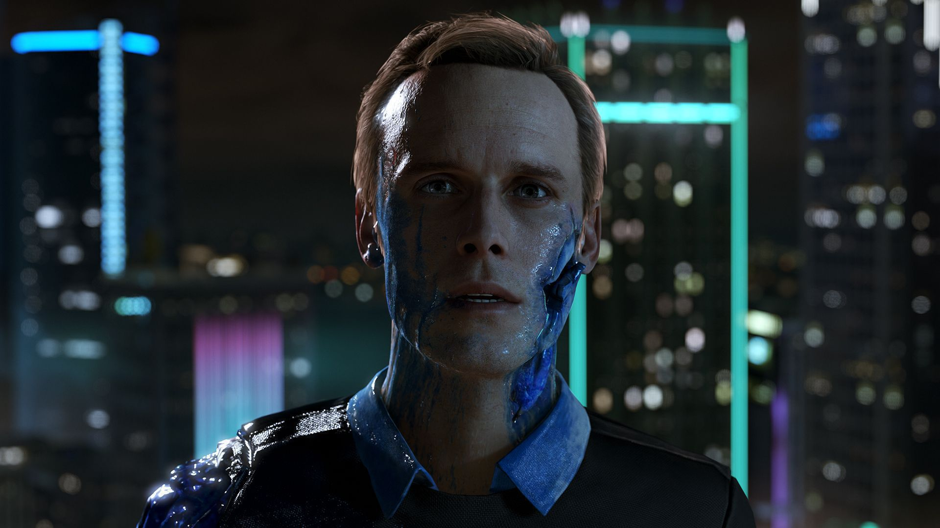 Detroit Become Human Wallpaper