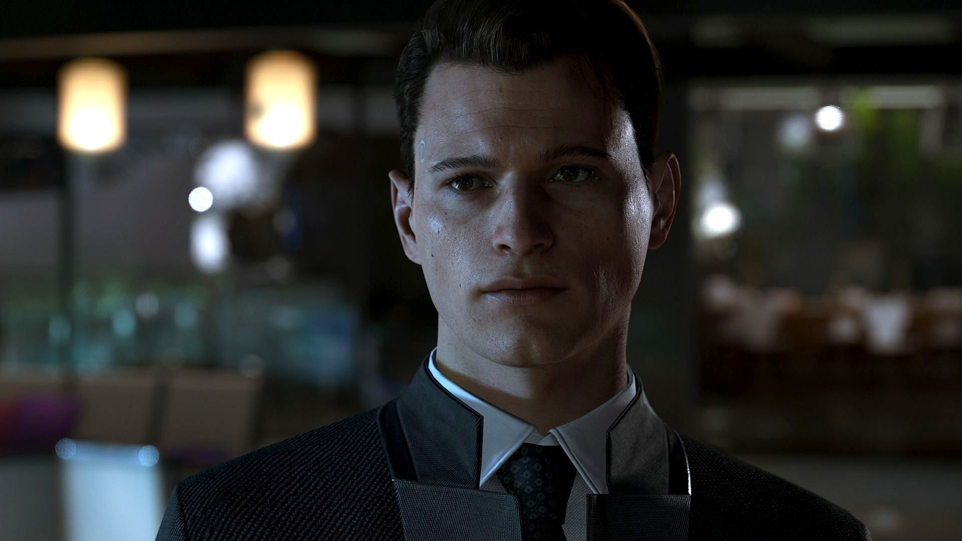 Detroit Become Human Wallpaper Pack