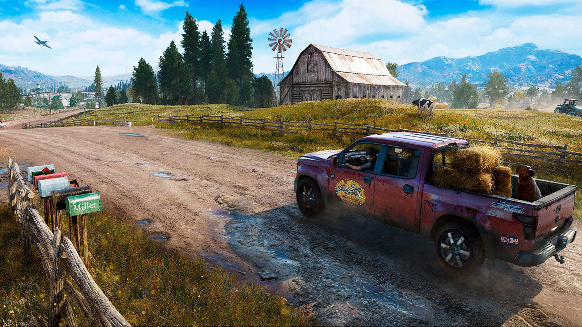 Far Cry 5 Photos