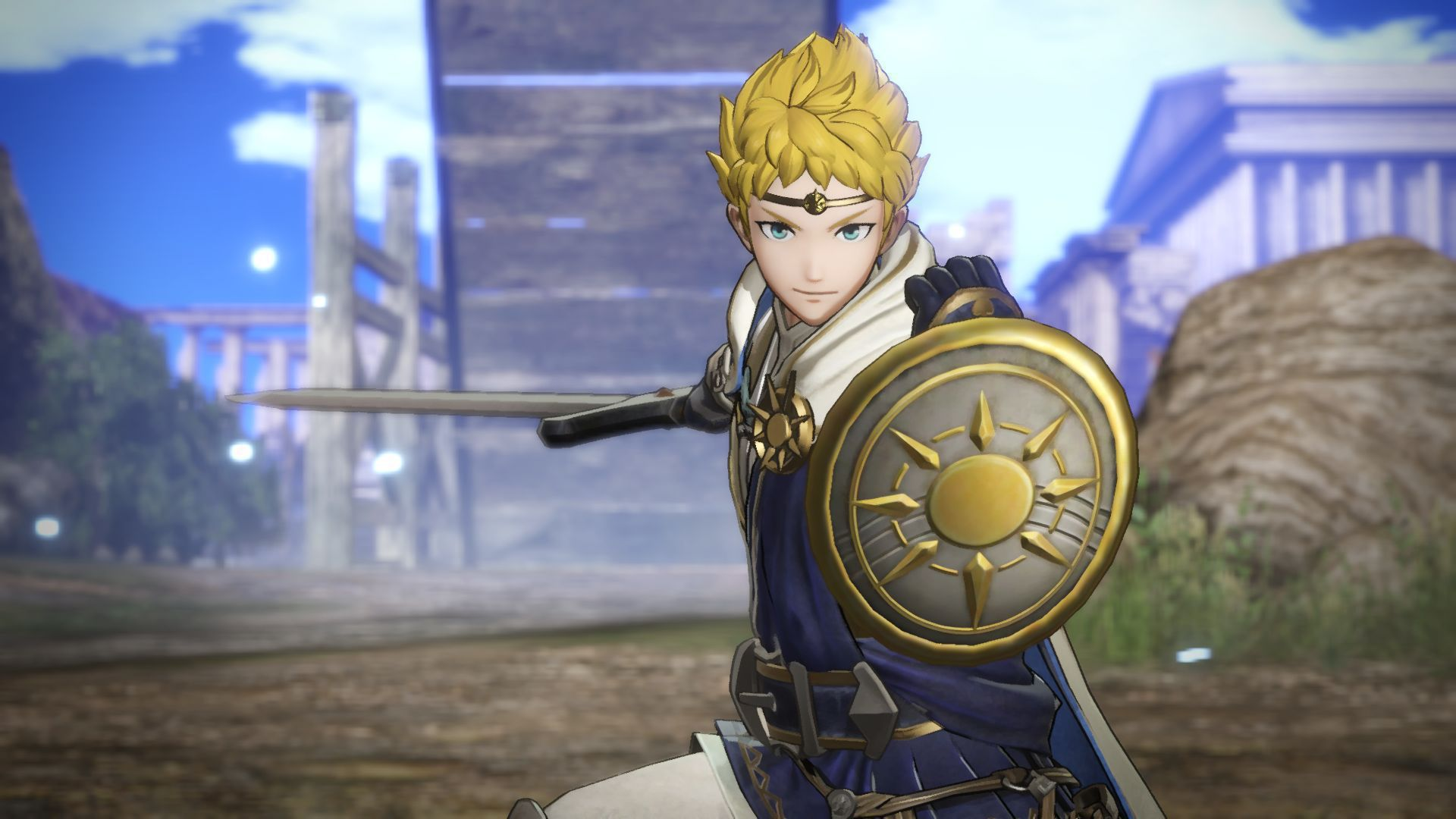Fire Emblem Warriors High Quality Wallpapers