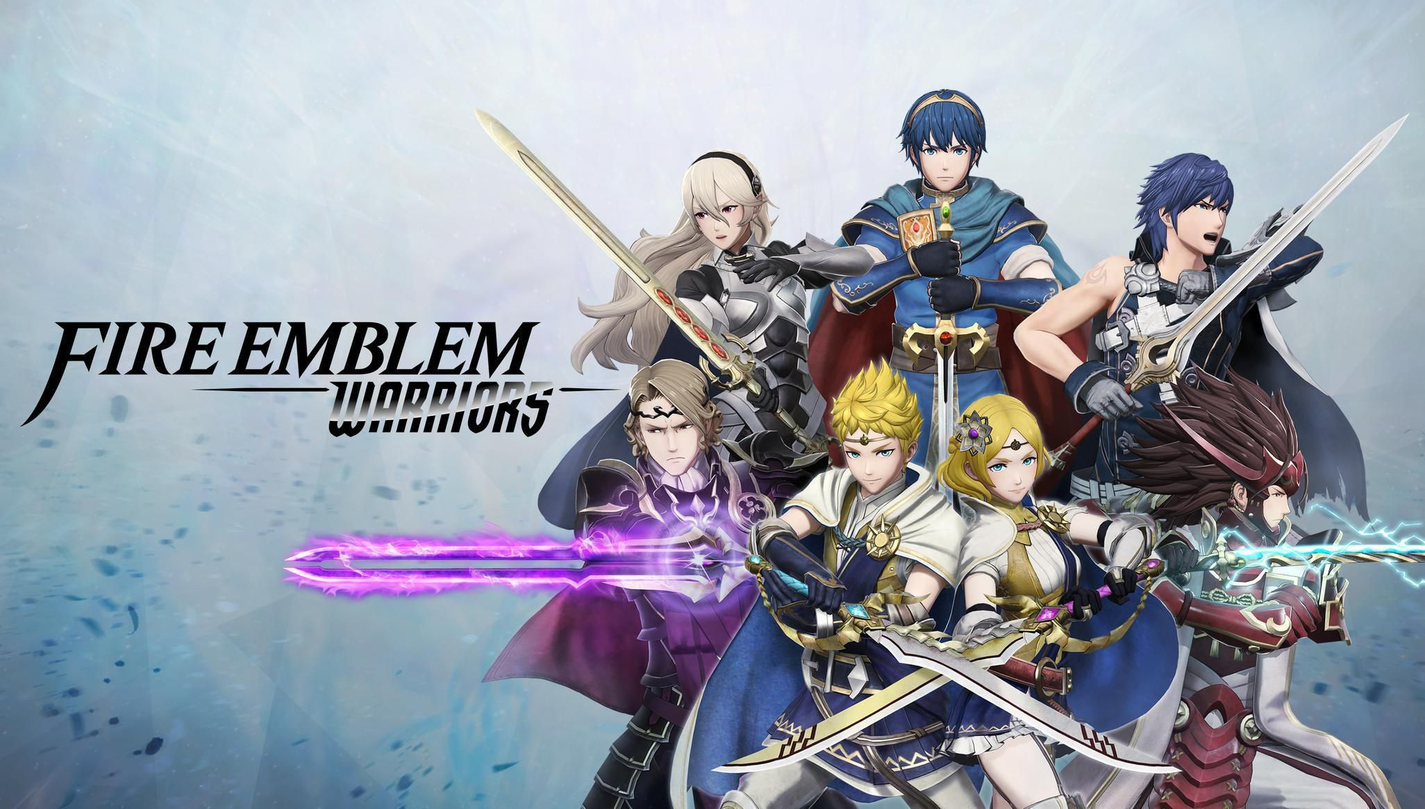 Fire Emblem Warriors Photos