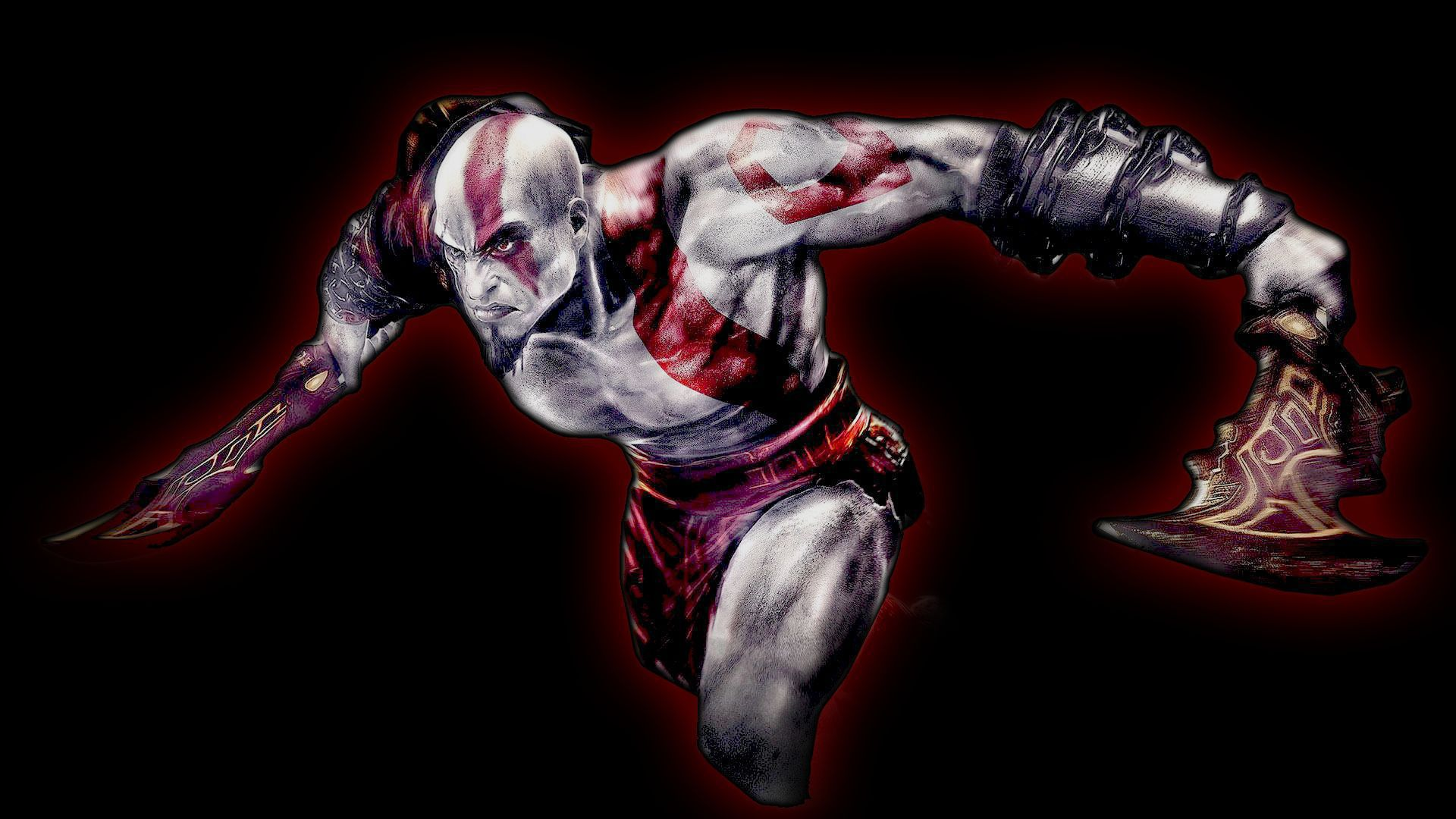 God Of War High Definition Wallpapers