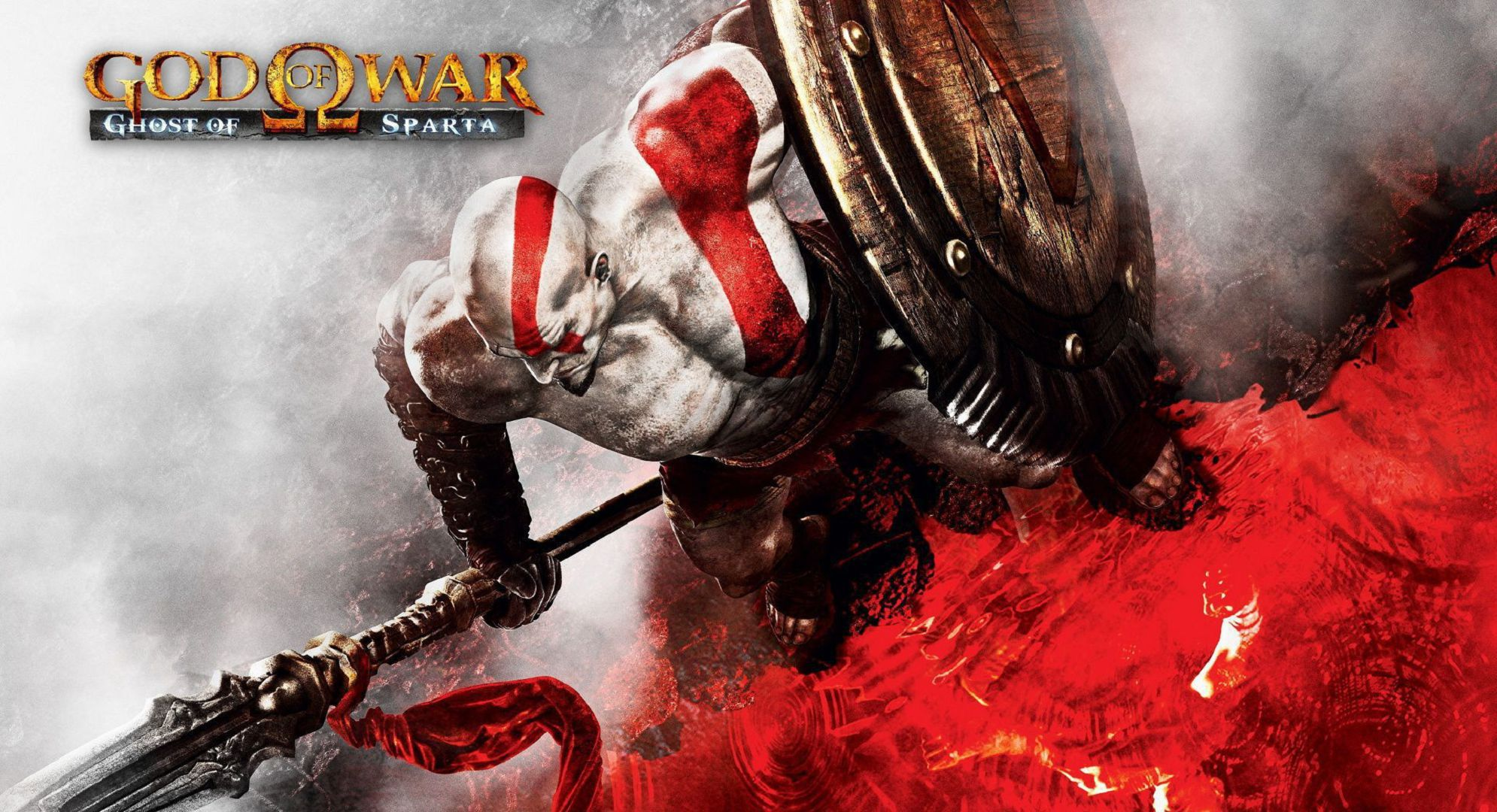 God Of War In High Resolution