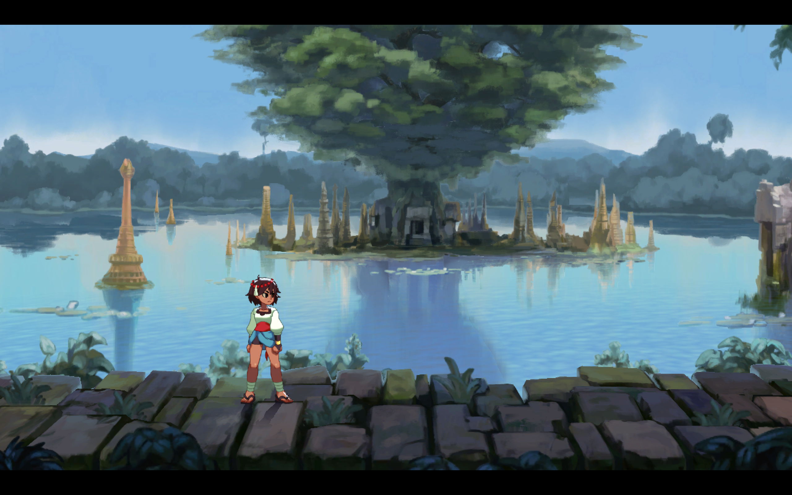 Indivisible Prototype Scenery 1
