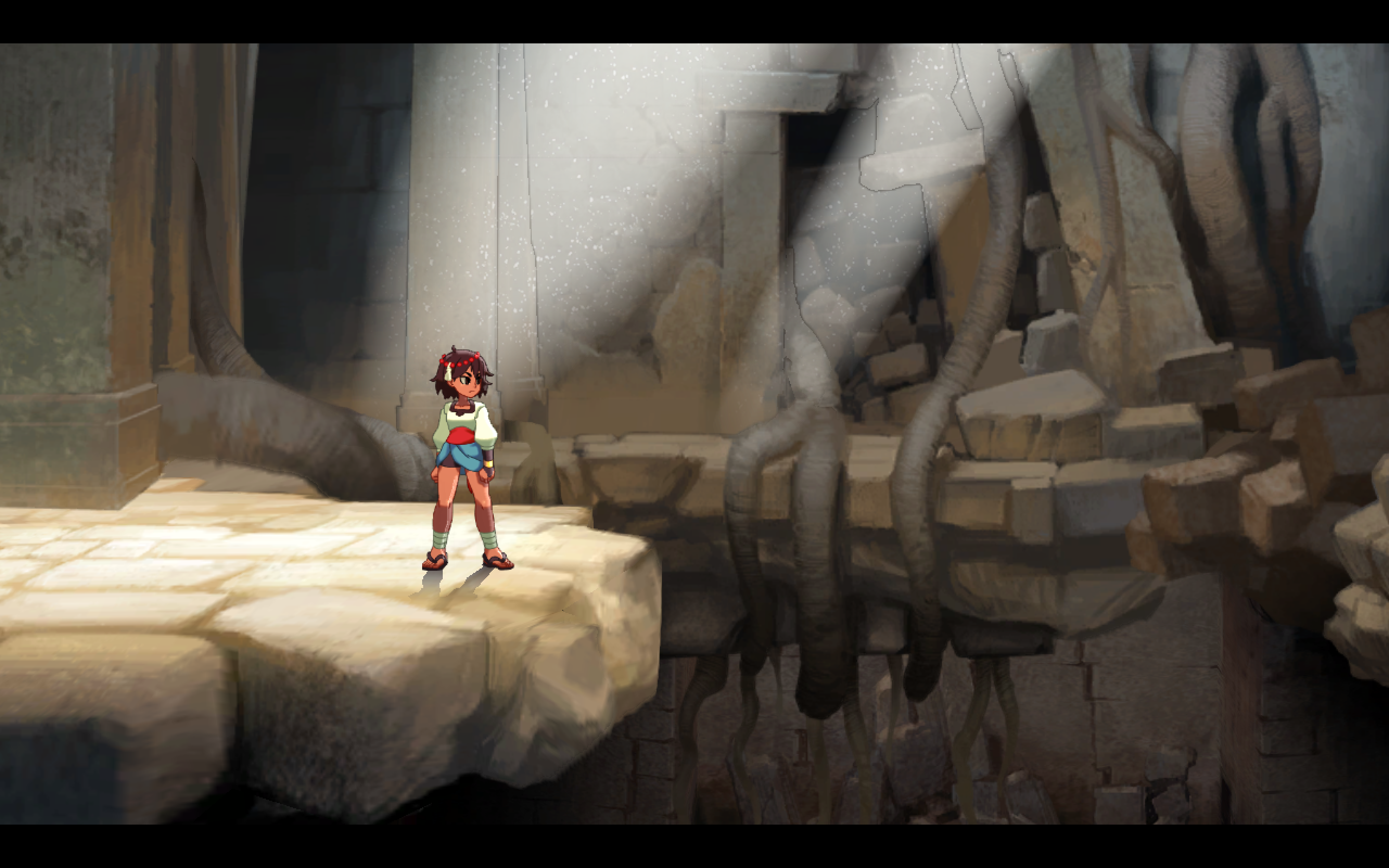 Indivisible Prototype Scenery 2